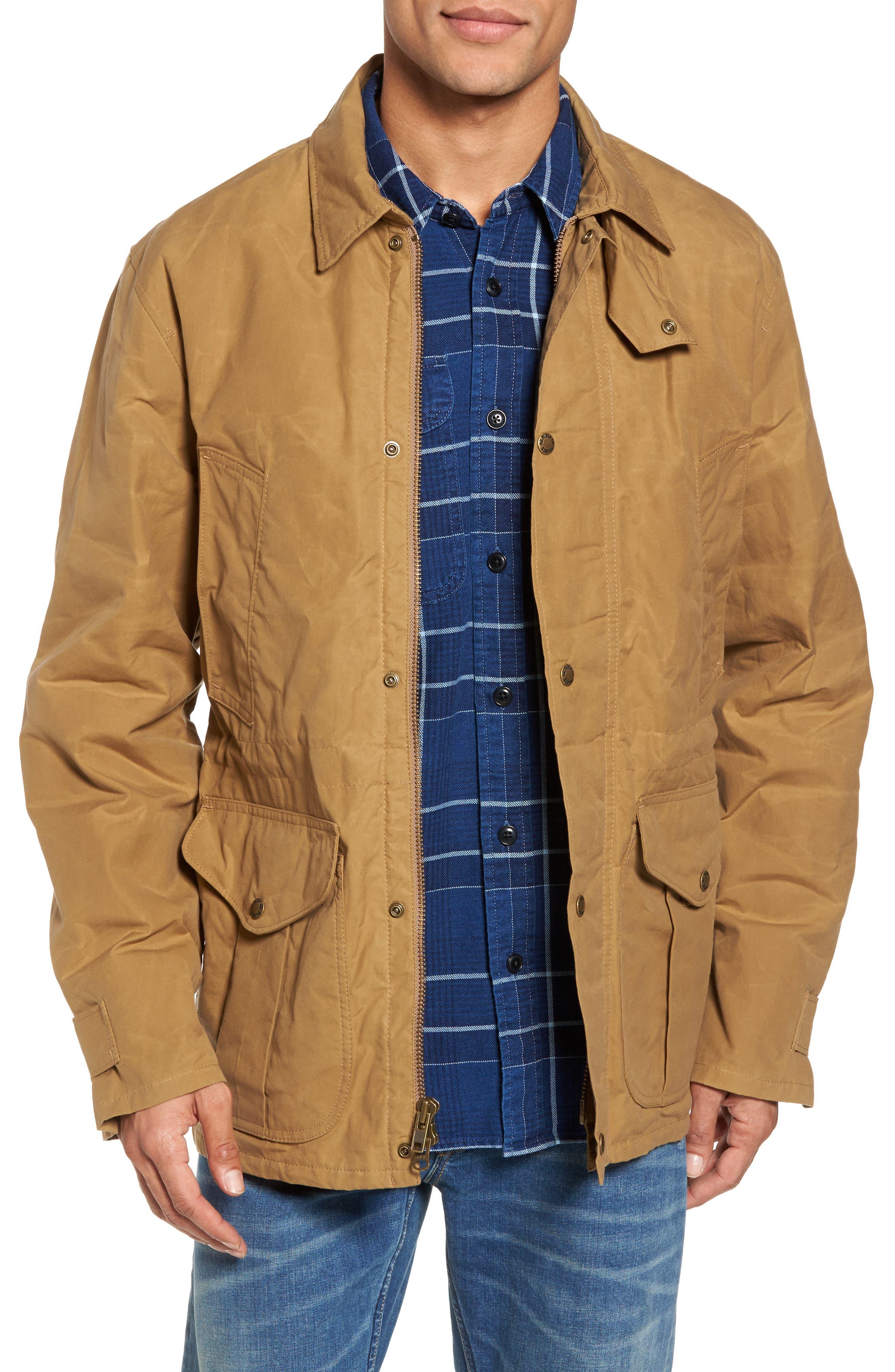 Polson Water Repellent Field Jacket,                         Main,                         color, FIELD KHAKI