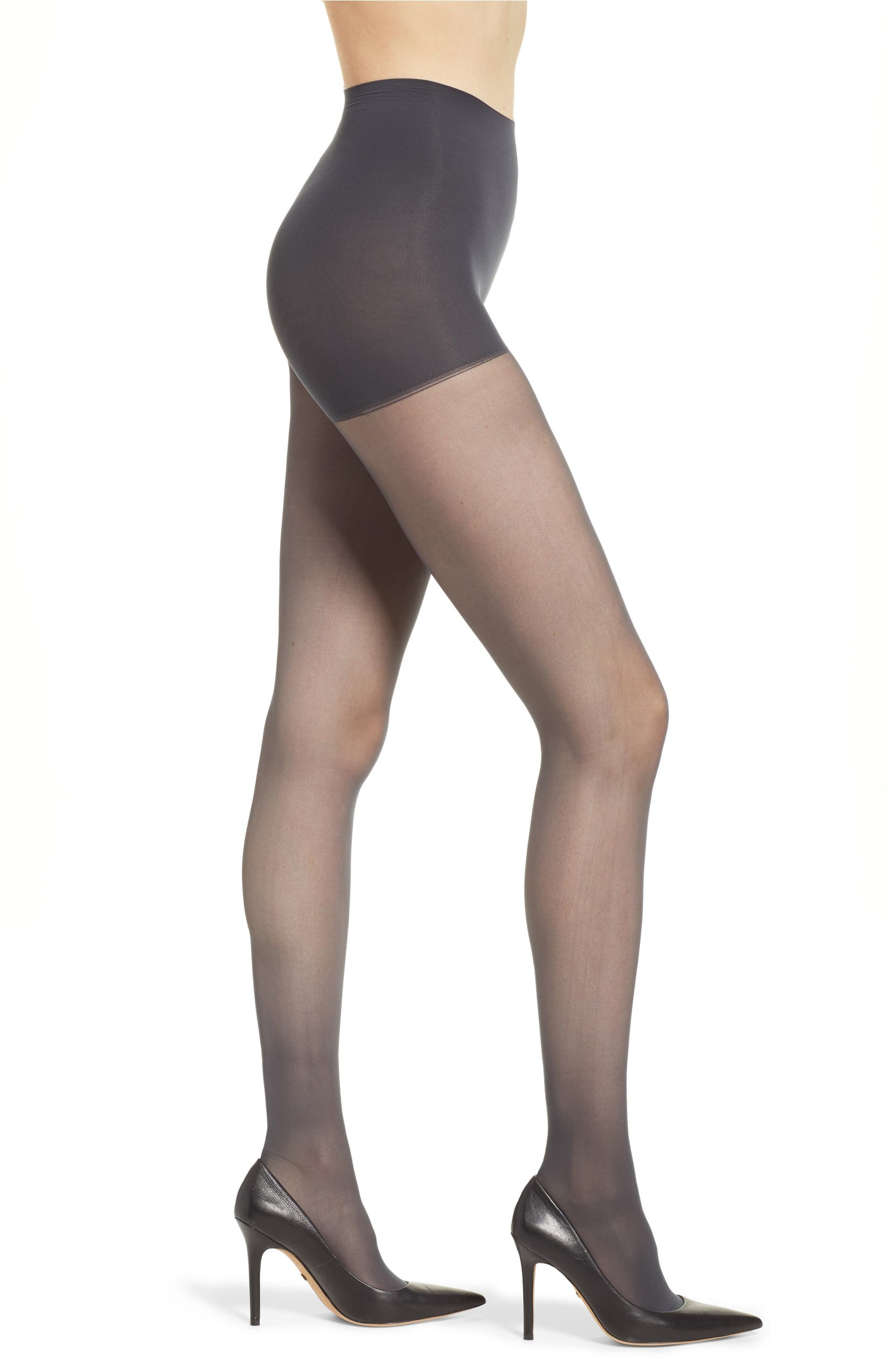 598964e0ee17c DKNY Light Opaque Control Top Tights (2 for  25)