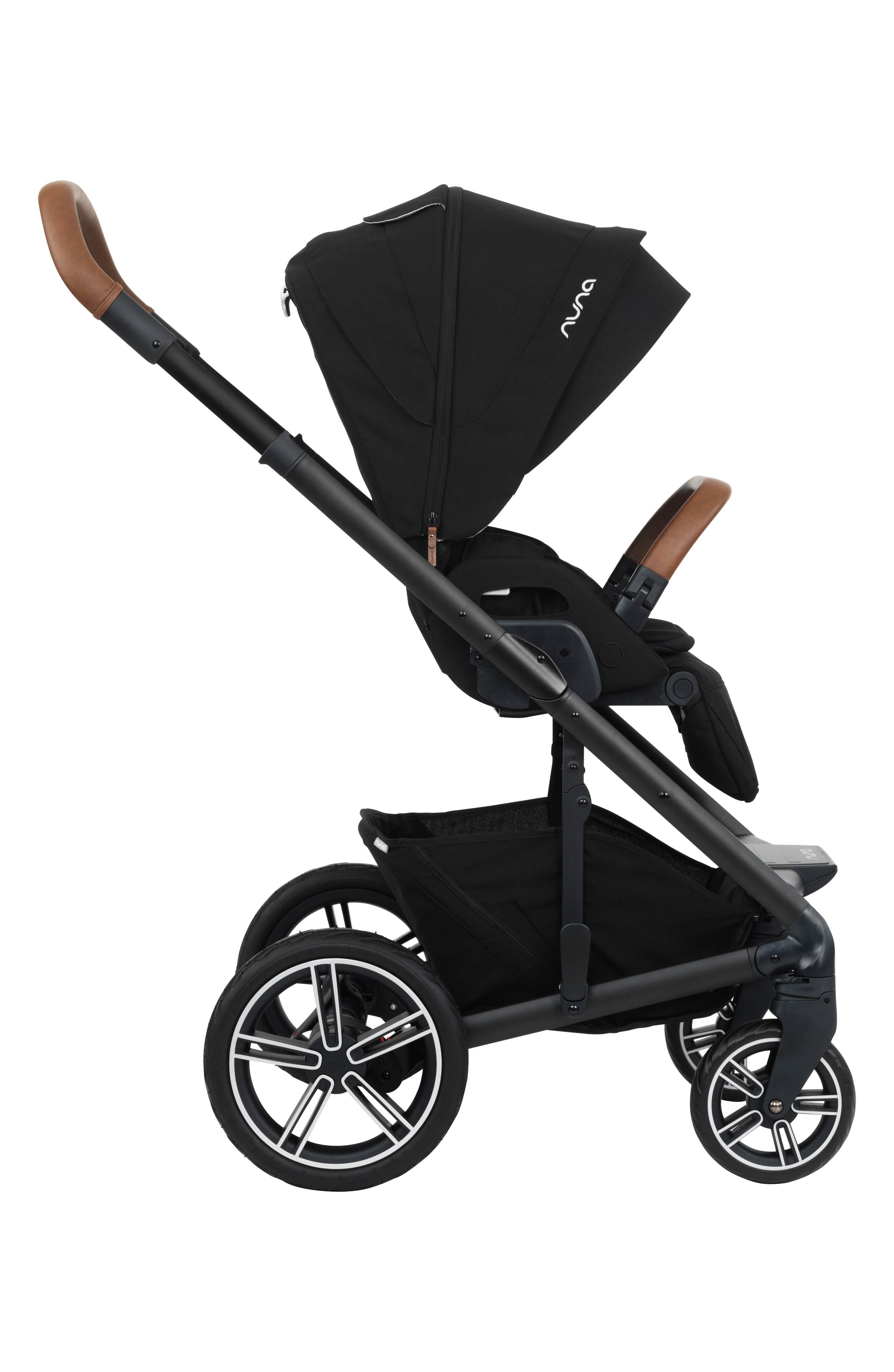 NUNA,                             2019 MIXX<sup>™</sup> Stroller,                             Alternate thumbnail 2, color,                             CAVIAR