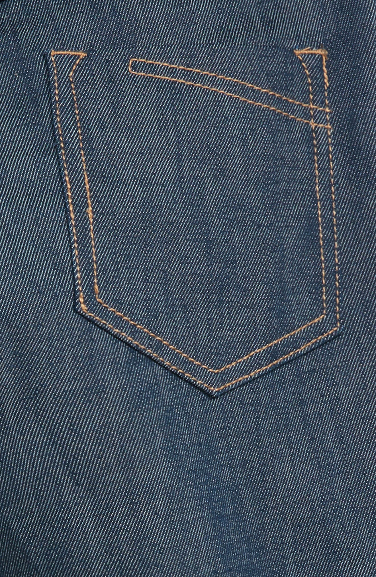 Trick Thermolite<sup>®</sup> Jeans,                             Alternate thumbnail 3, color,                             NAVY