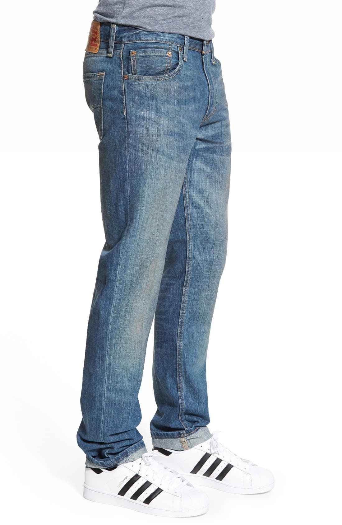 '511<sup>™</sup>' Slim Fit Jeans,                             Alternate thumbnail 2, color,                             404