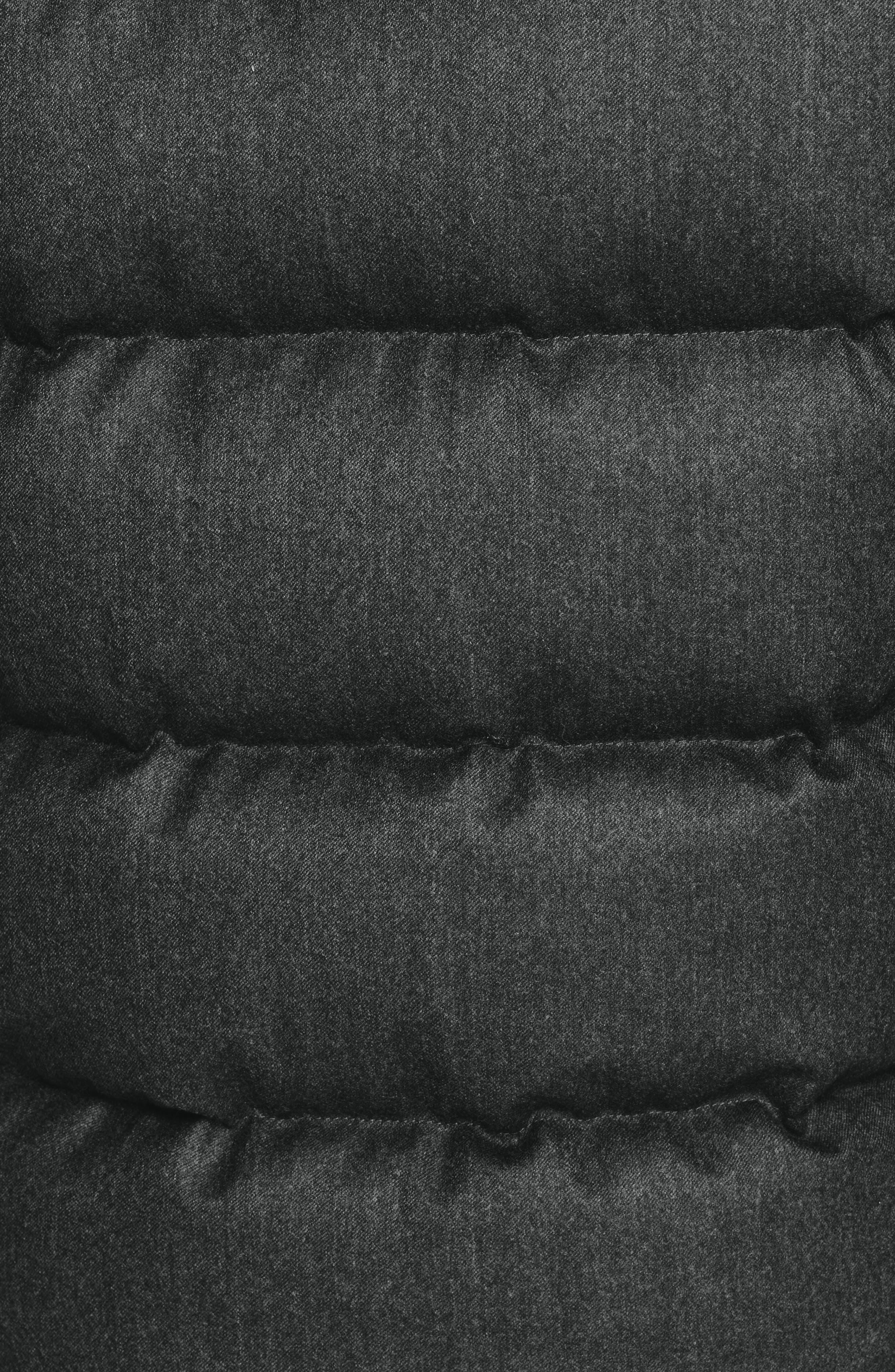 'Montgenevre' Quilted Down Jacket,                             Alternate thumbnail 5, color,                             301