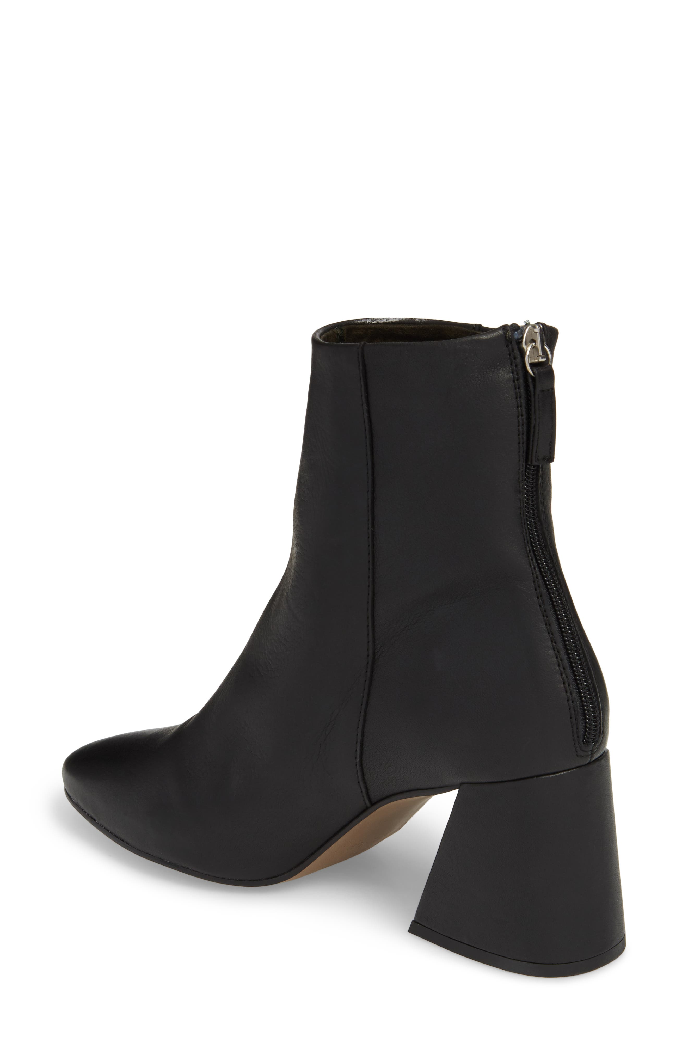 Malone Block Heel Bootie,                             Alternate thumbnail 5, color,