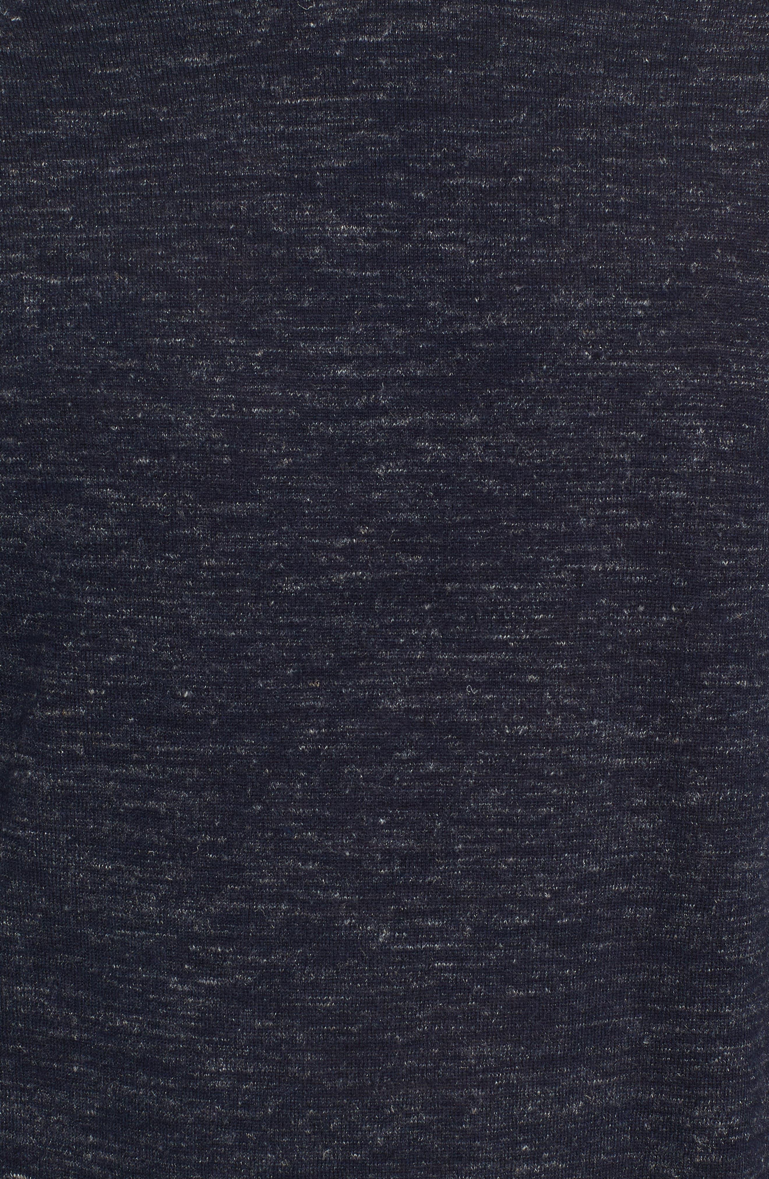 Long Sleeve Pullover Hoodie,                             Alternate thumbnail 5, color,                             NEW COASTAL