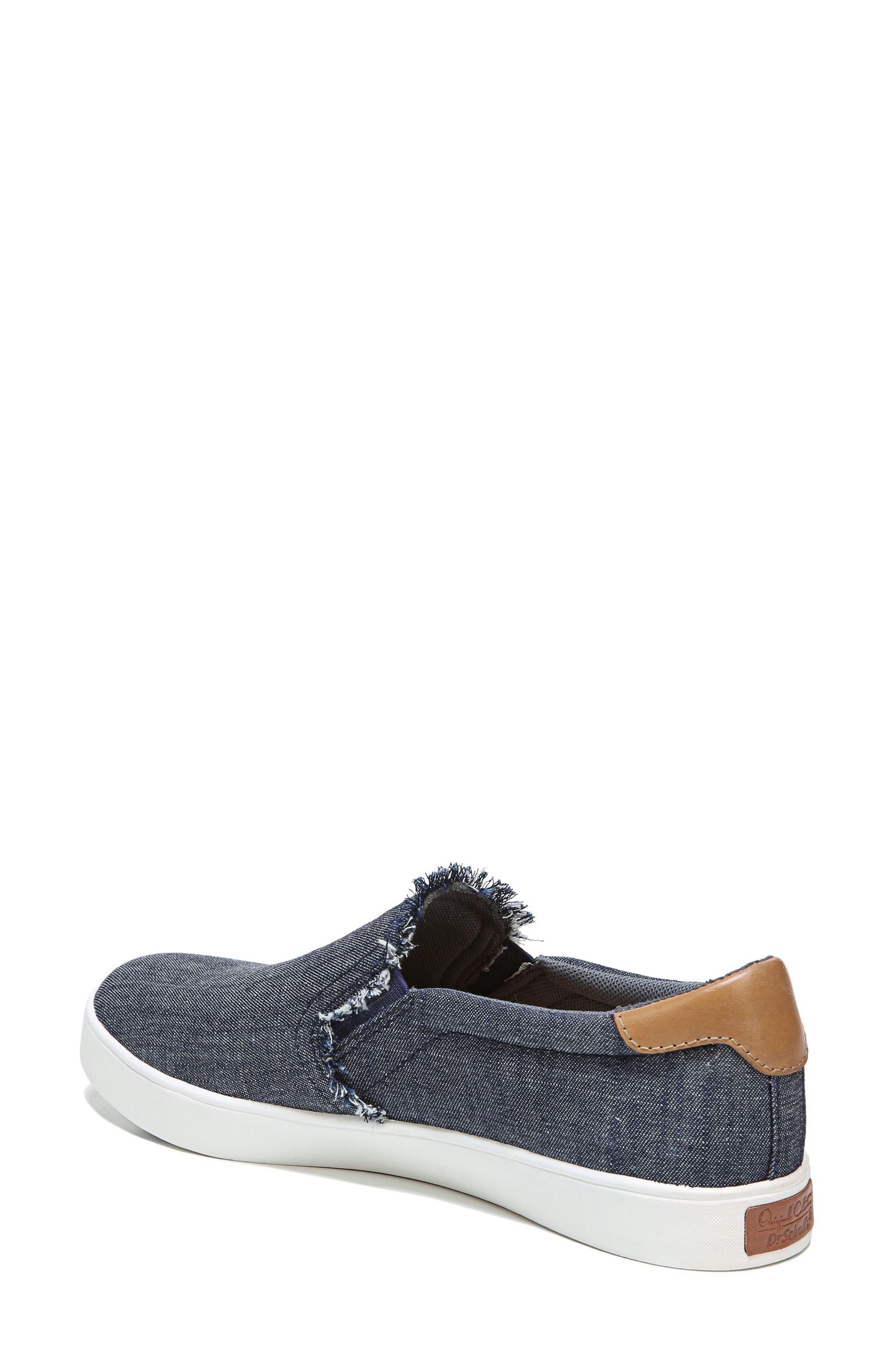 Scout Fray Slip-on Sneaker,                             Alternate thumbnail 2, color,                             400