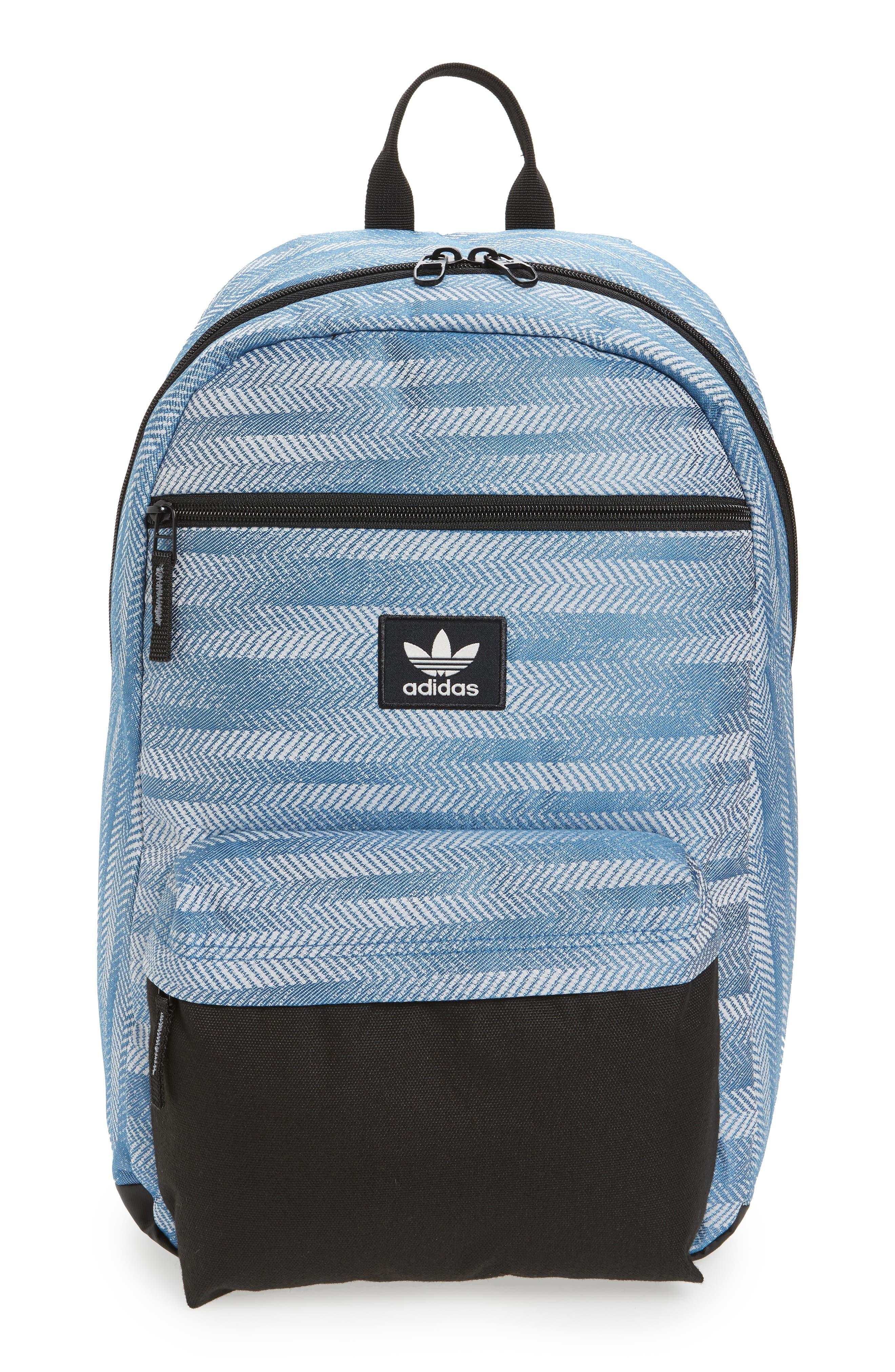 NTL Plus Backpack,                         Main,                         color, CORE BLUE/ BLACK