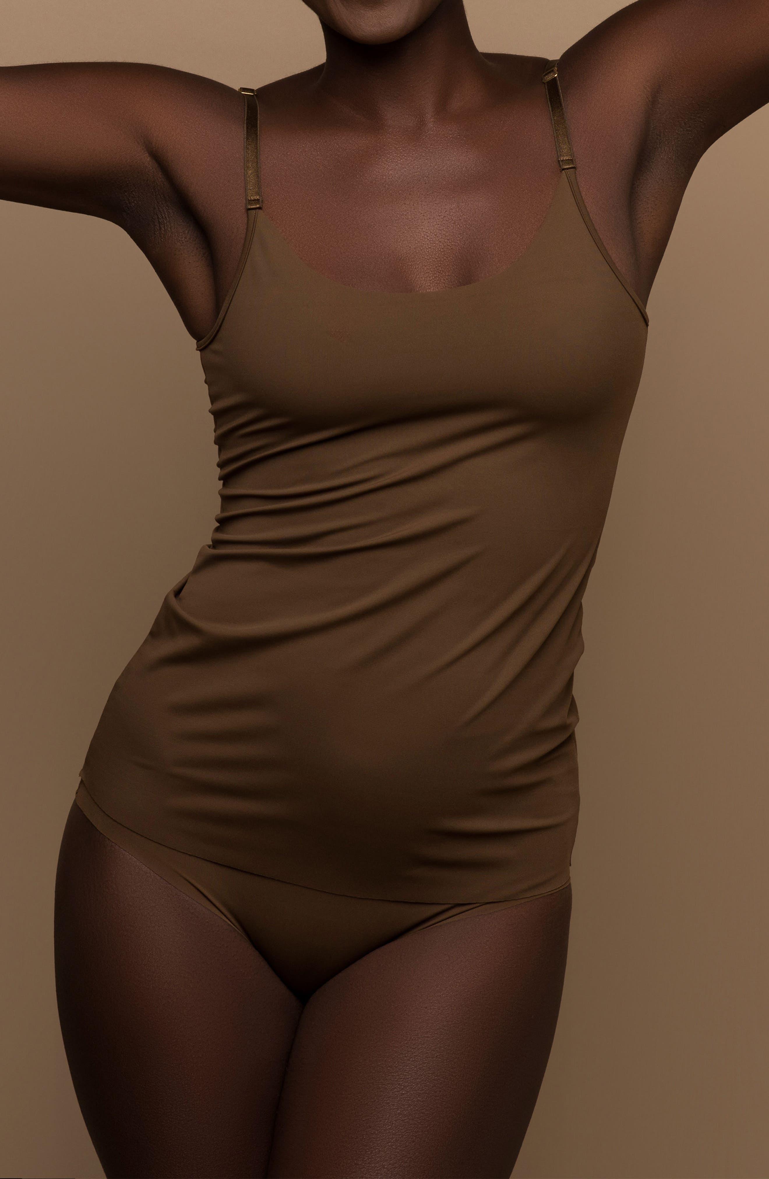 NUBIAN SKIN,                             Naked Camisole,                             Alternate thumbnail 4, color,                             200