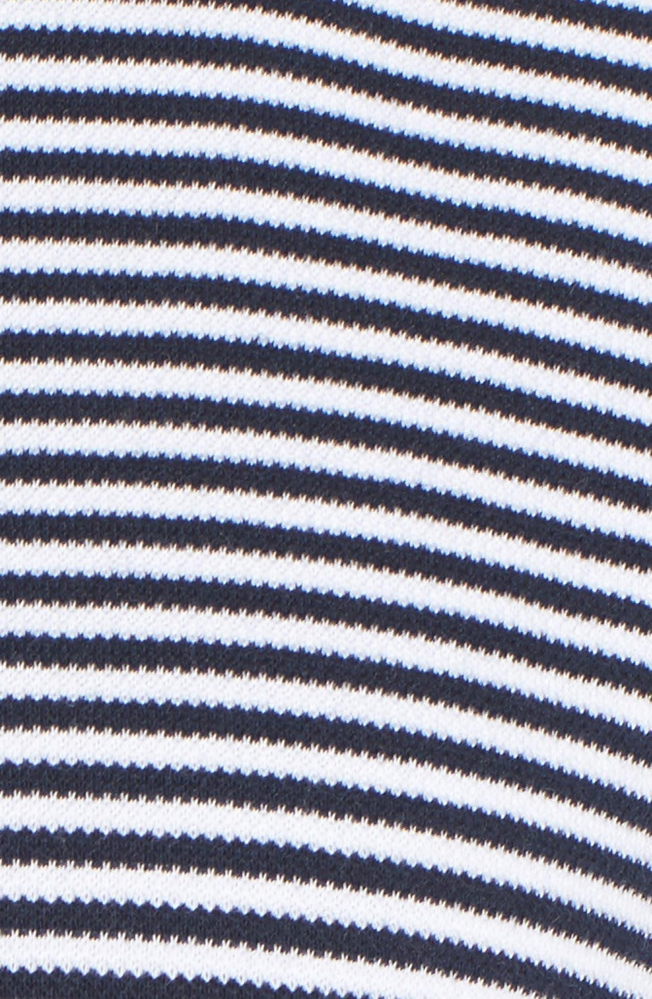 Stripe Hoodie,                             Alternate thumbnail 5, color,                             463