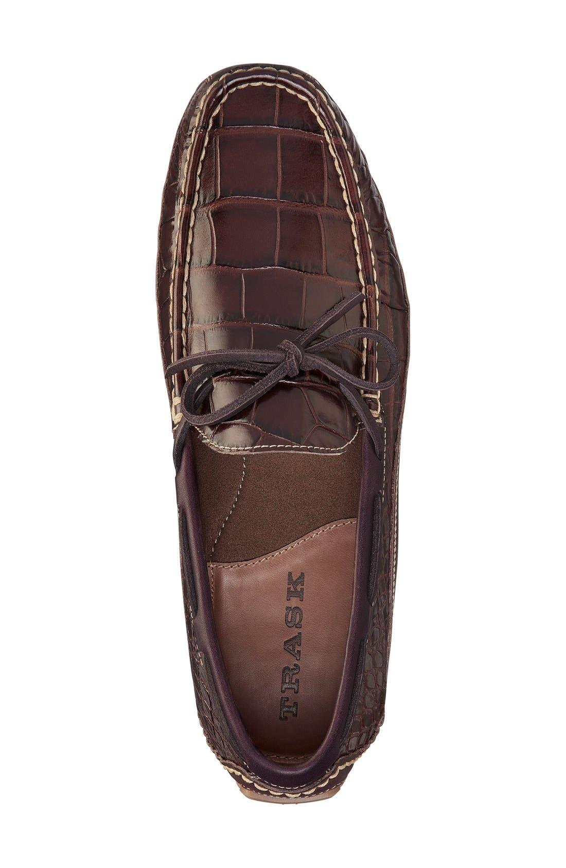 'Drake' Leather Driving Shoe,                             Alternate thumbnail 48, color,