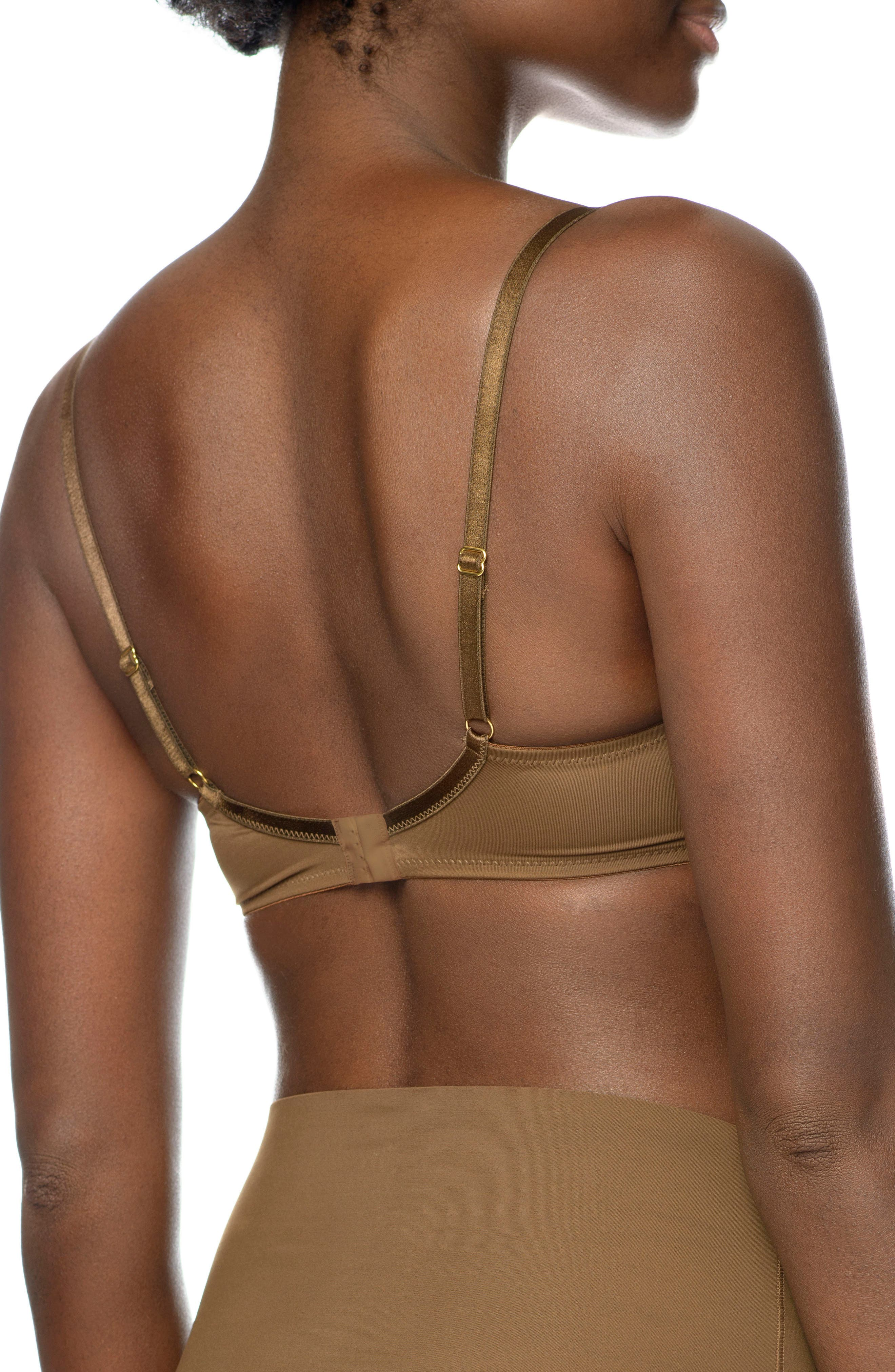 NUBIAN SKIN Naked High Waist Briefs, Main, color, 200