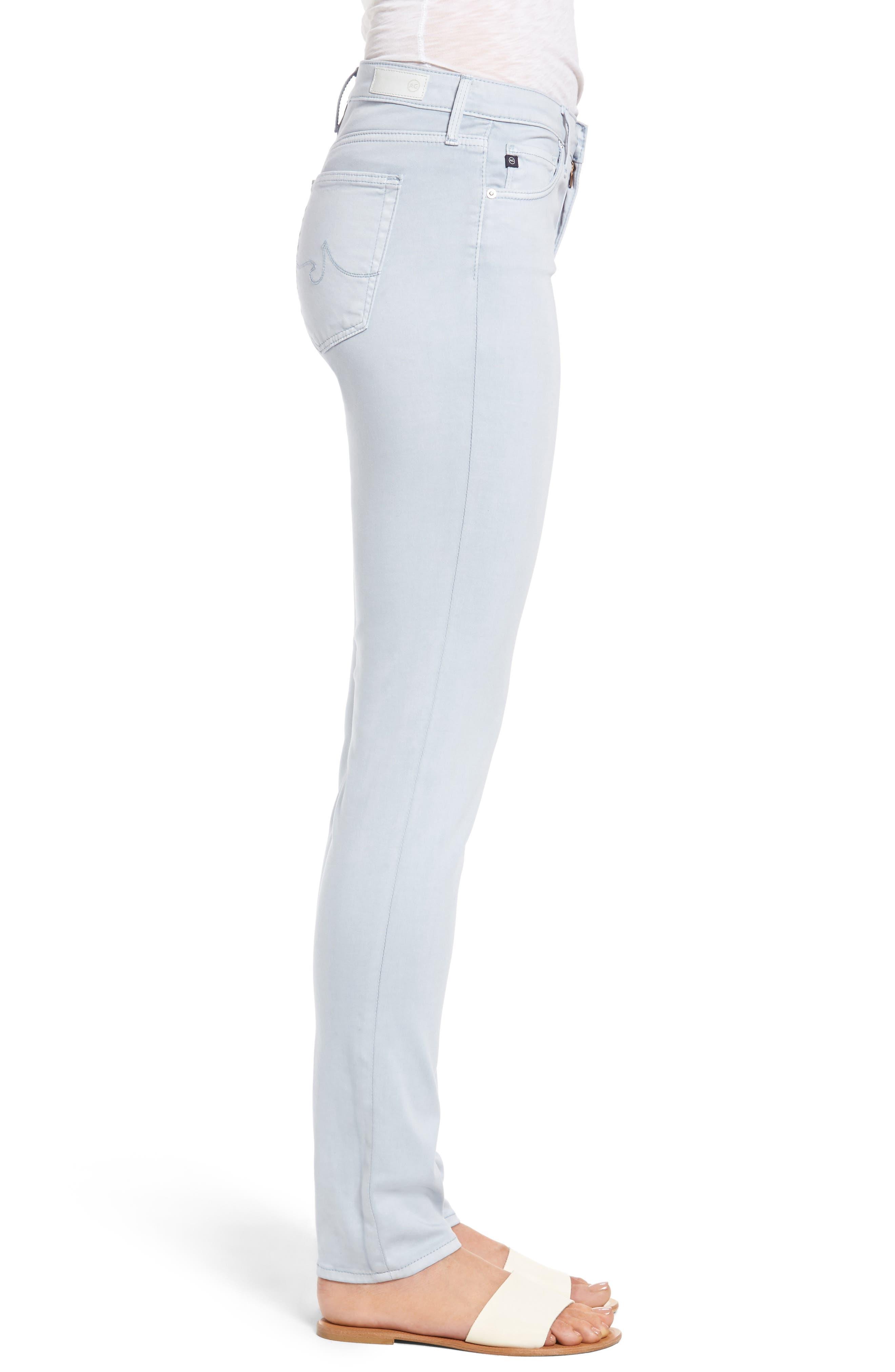 'The Prima' Cigarette Leg Skinny Jeans,                             Alternate thumbnail 74, color,