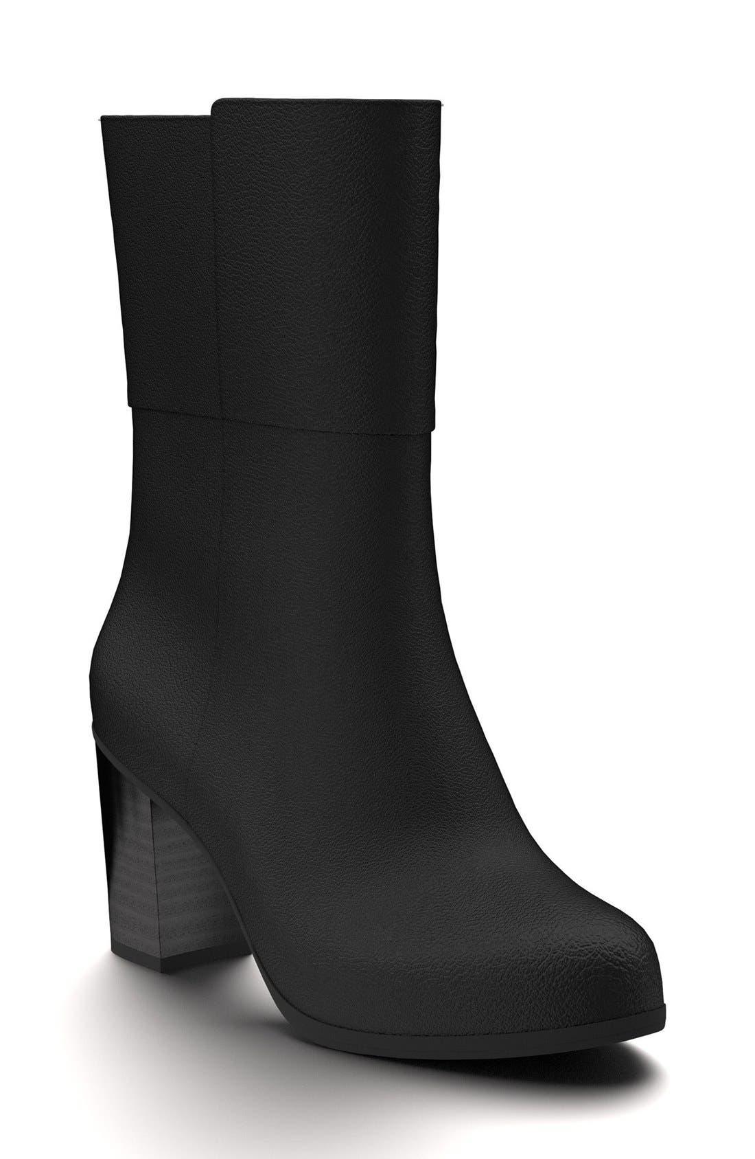 Block Heel Boot,                             Main thumbnail 2, color,