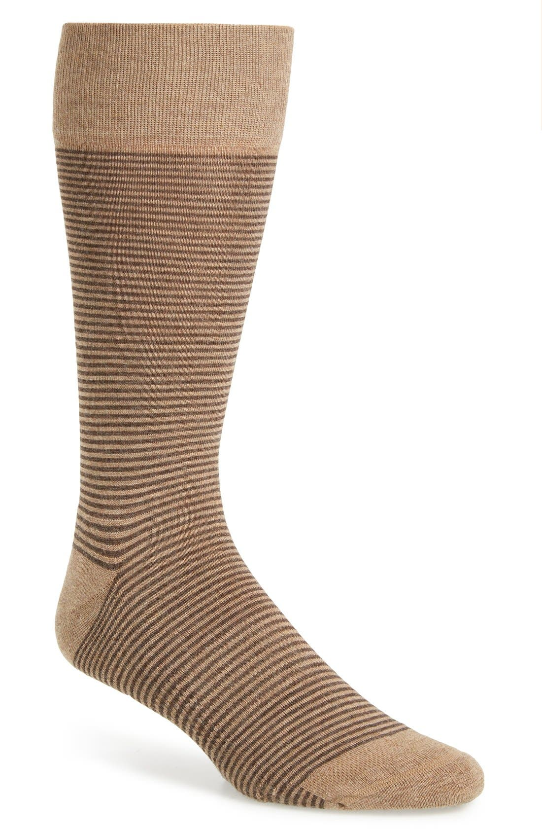 Feeder Stripe Socks,                             Main thumbnail 8, color,