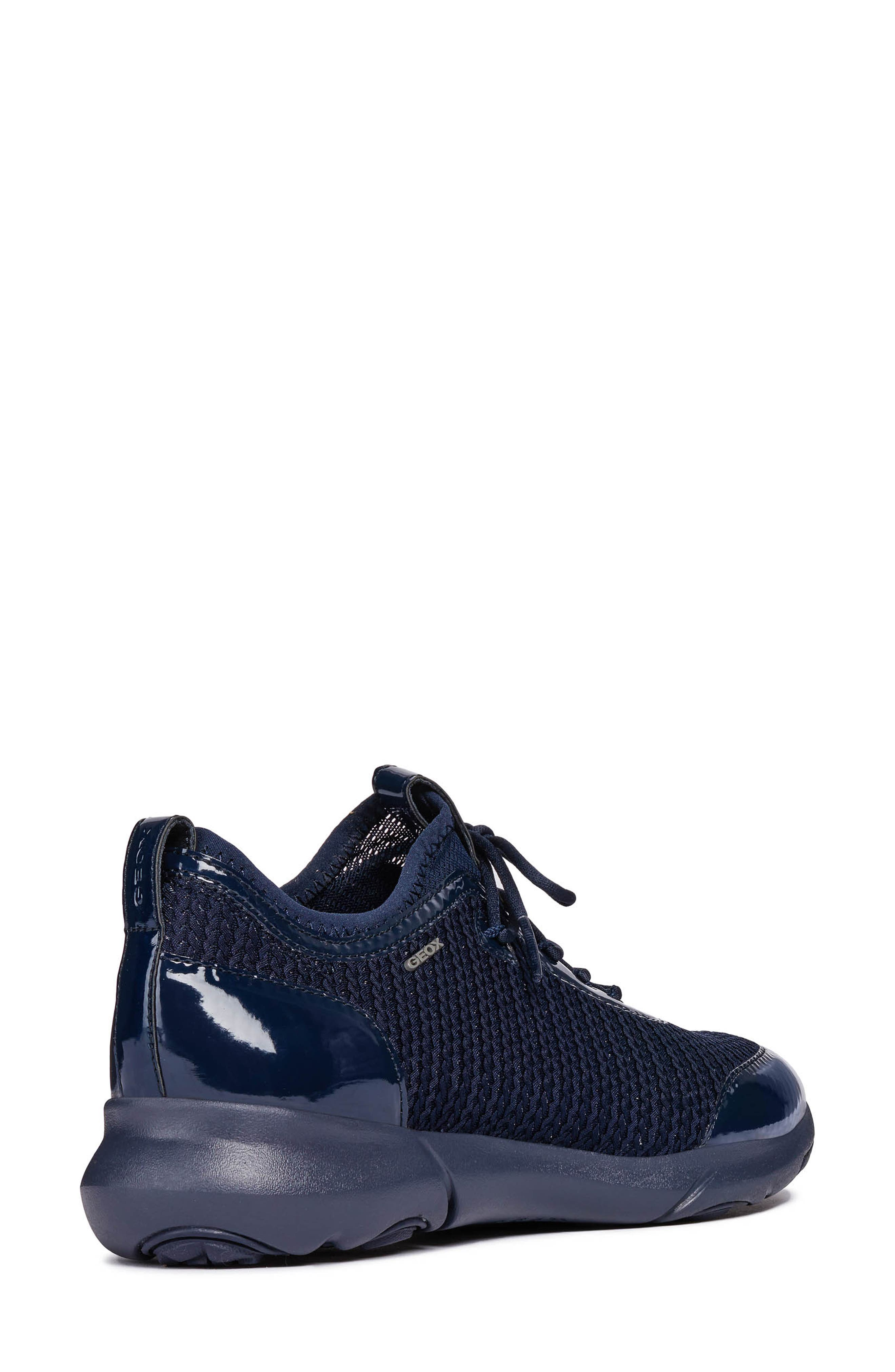 Nebula X Sneaker,                             Alternate thumbnail 2, color,                             NAVY FABRIC