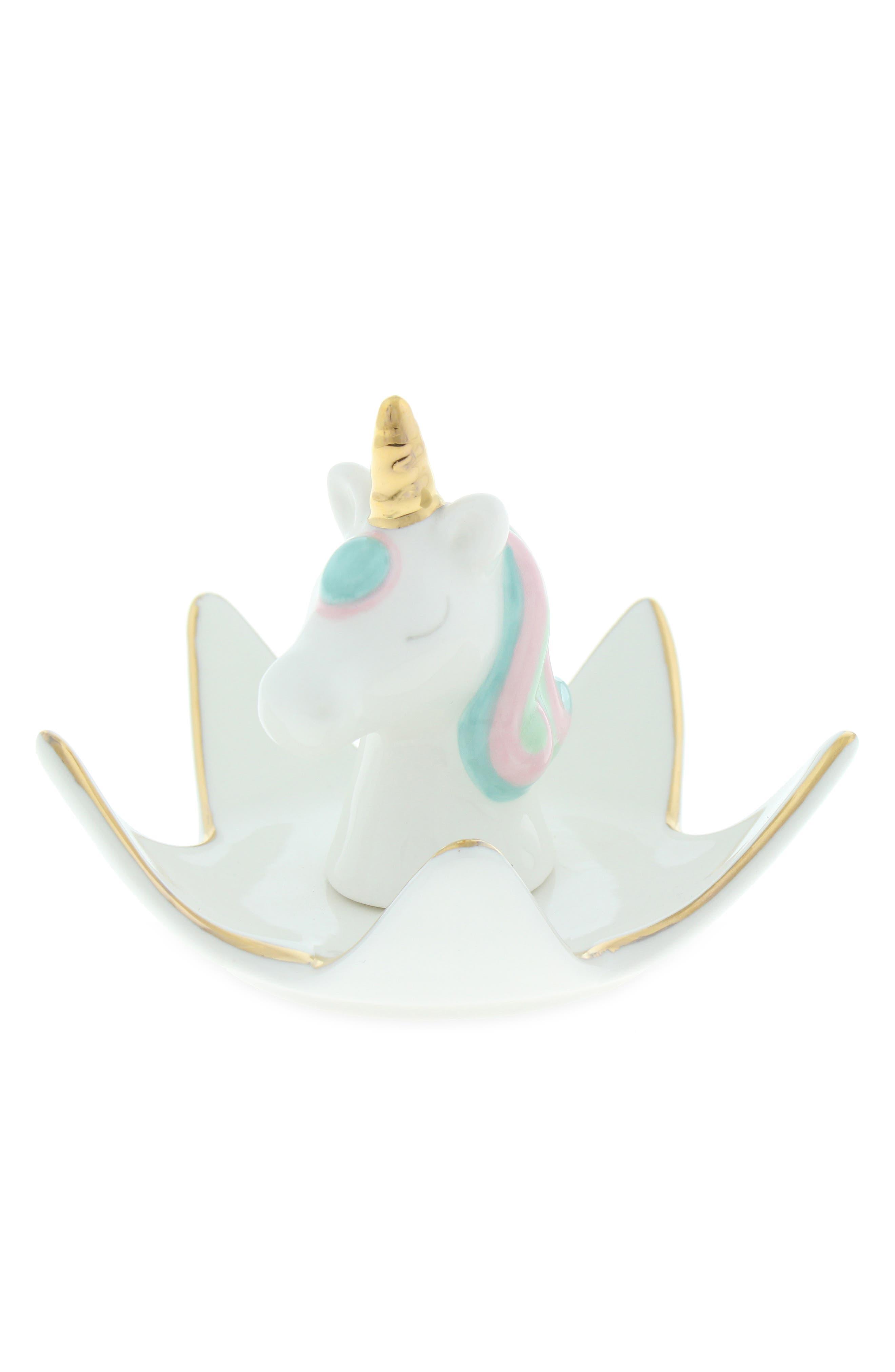 Capelli New York Unicorn Trinket Tray