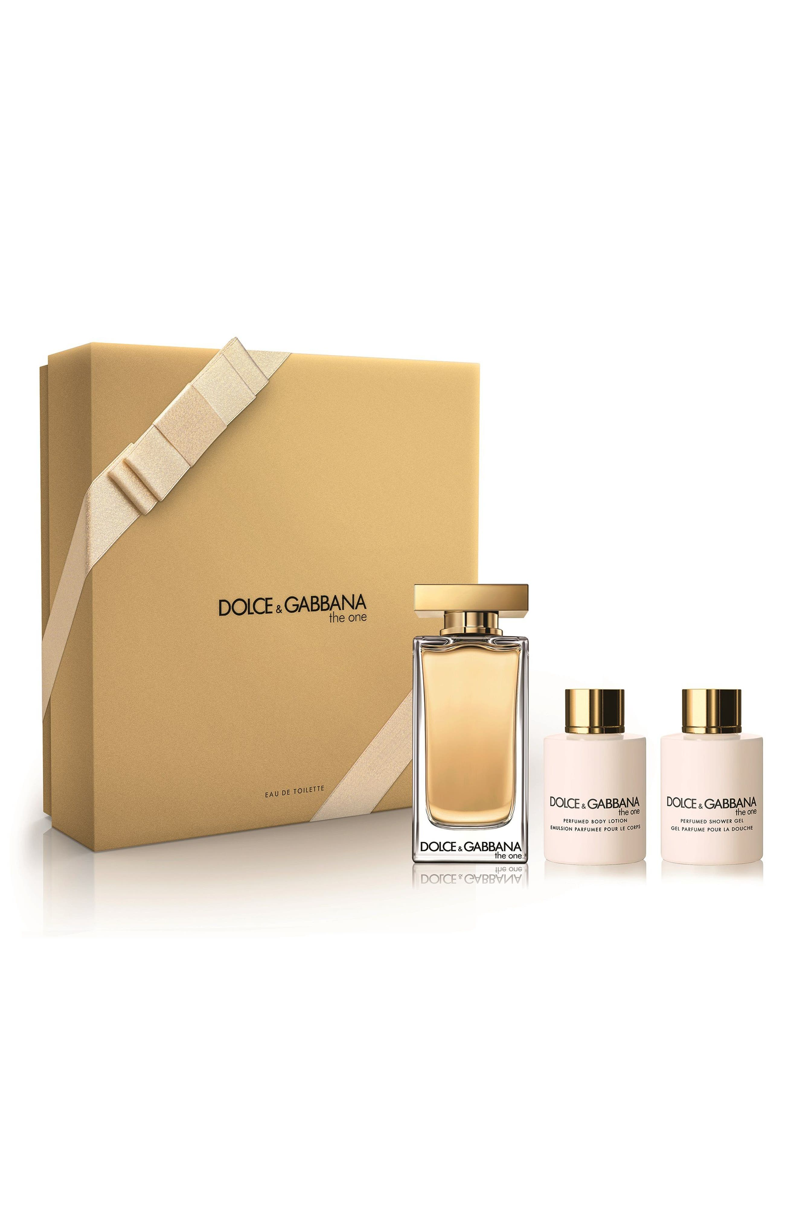 The One Eau de Toilette Set,                             Main thumbnail 1, color,                             000