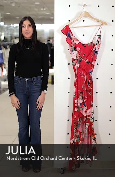 Bowen Wrap Maxi Dress, sales video thumbnail