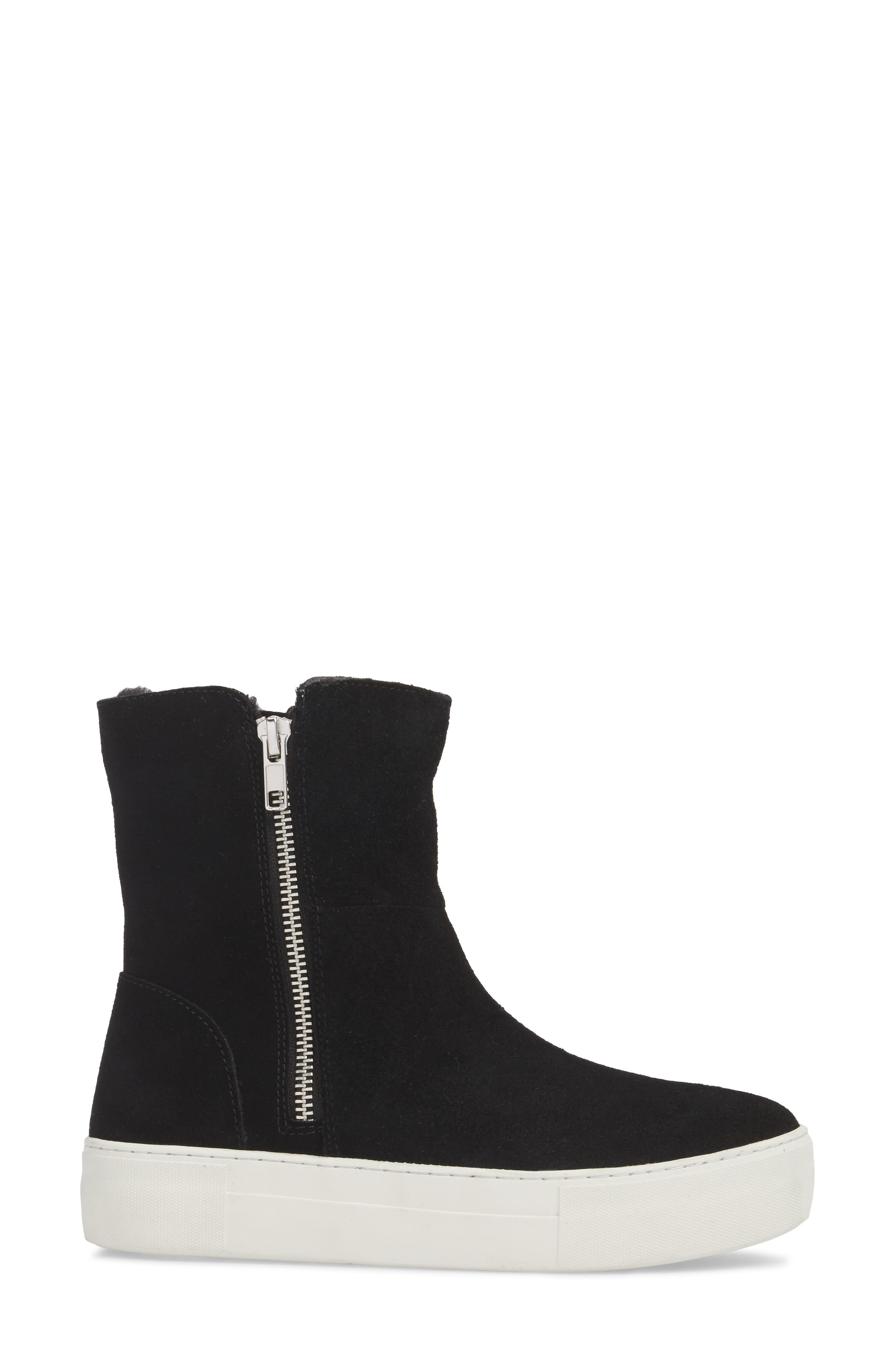 Garrson Sneaker Boot,                             Alternate thumbnail 3, color,                             006