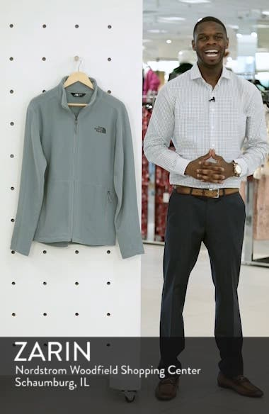 Texture Cap Rock Fleece Jacket, sales video thumbnail