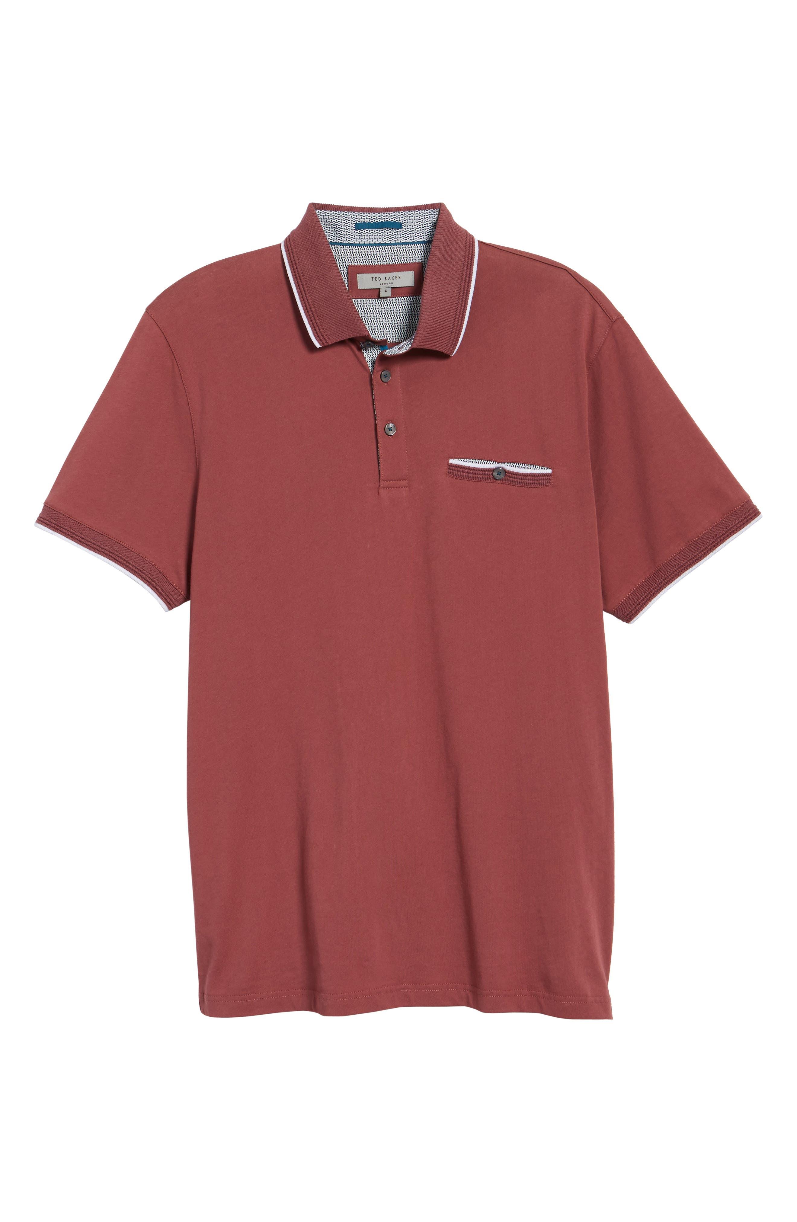 Derrytt Jersey Polo,                             Alternate thumbnail 30, color,