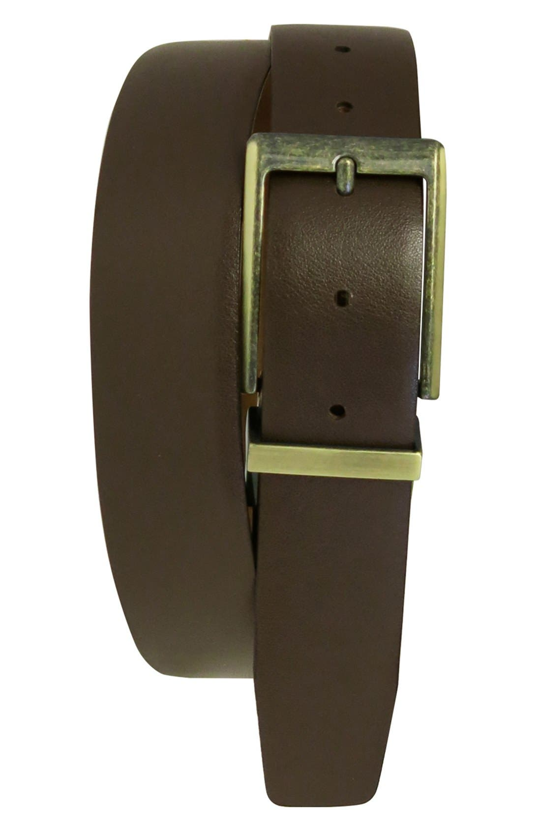 'Leon' Reversible Belt,                             Alternate thumbnail 2, color,                             243