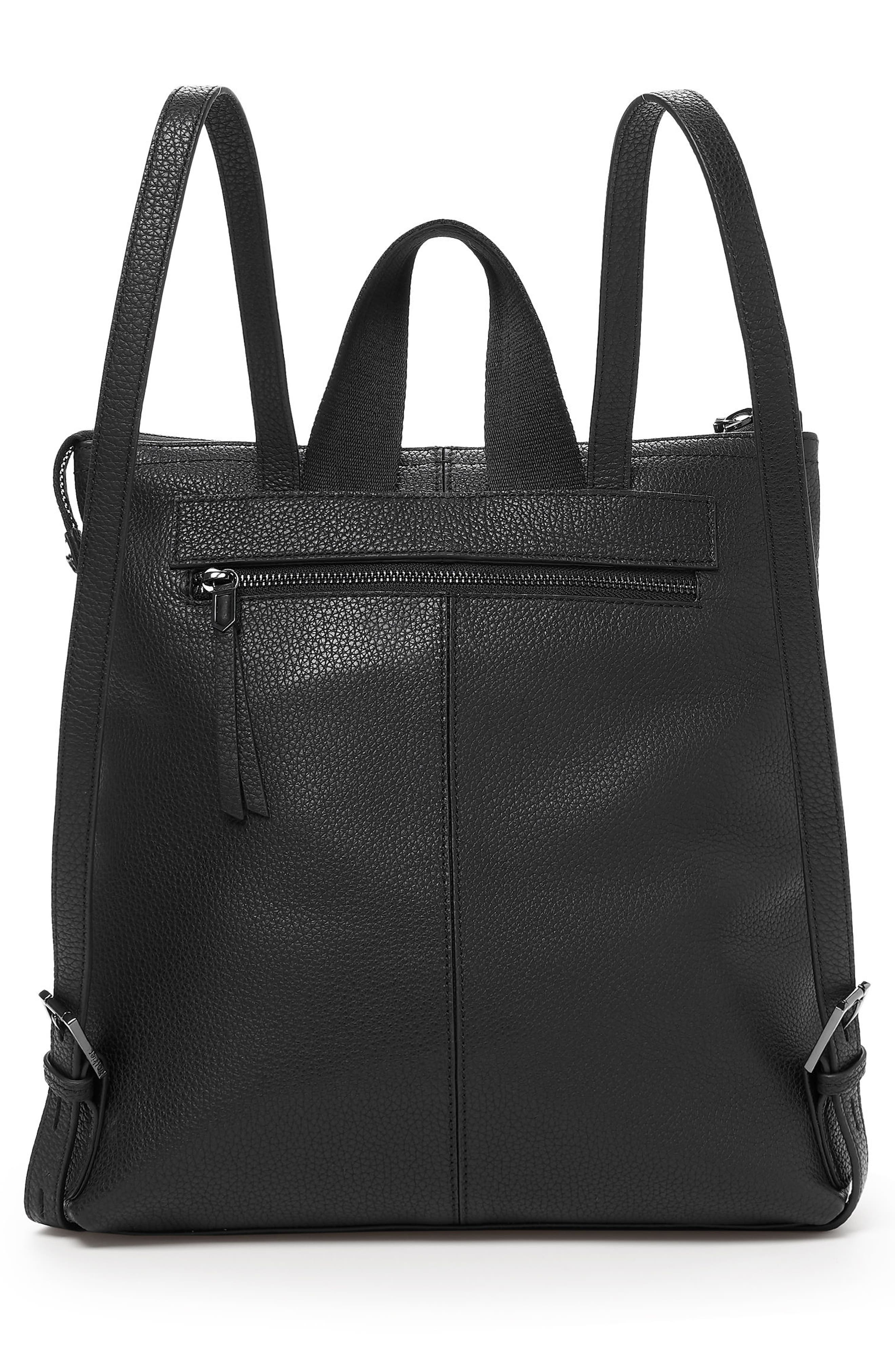 Noho Leather Backpack,                             Alternate thumbnail 2, color,                             002
