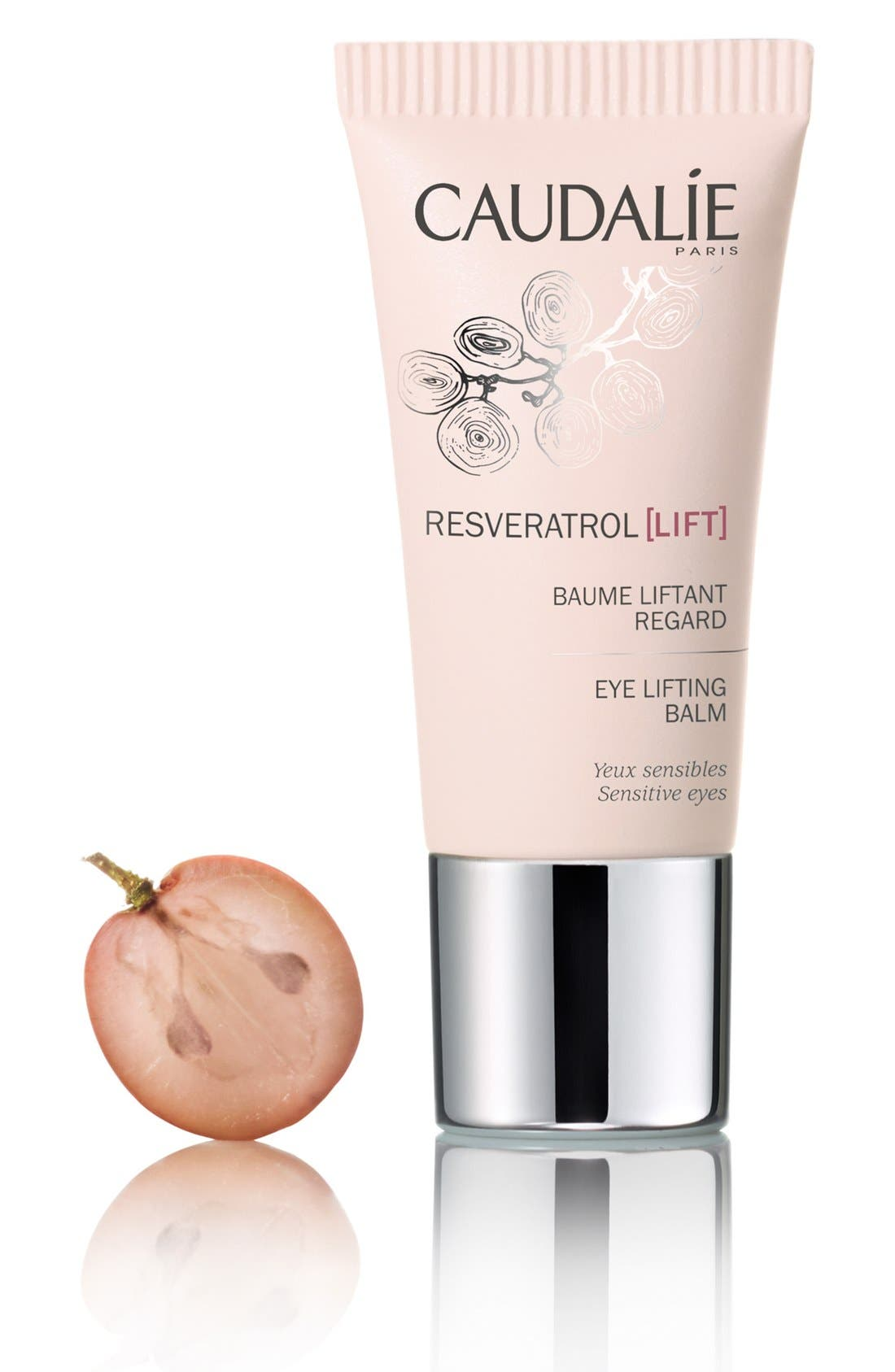 CAUDALÍE,                             Resveratrol Lift Eye Lifting Balm,                             Alternate thumbnail 2, color,                             NO COLOR