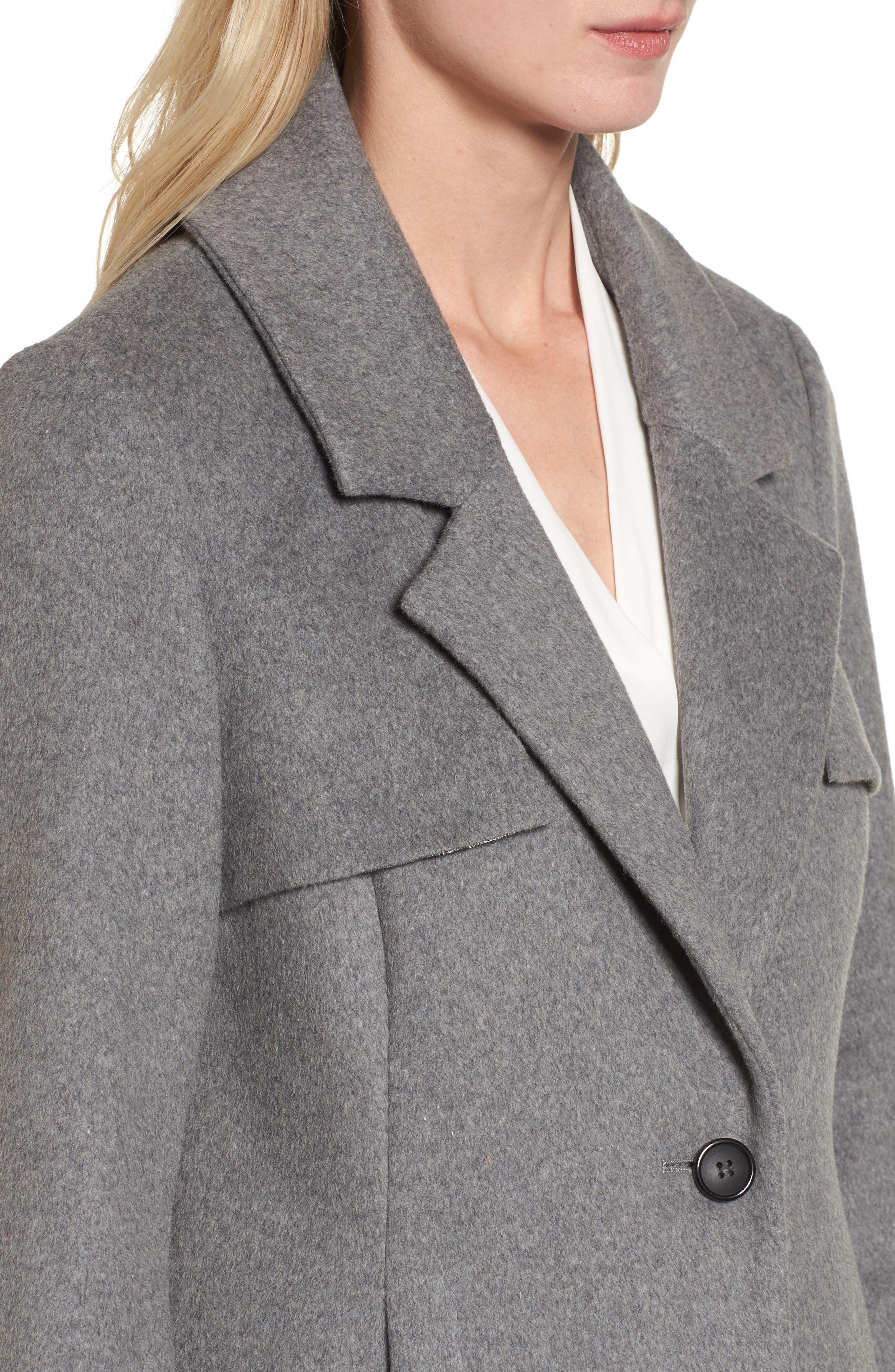 Long Coat,                             Alternate thumbnail 4, color,                             020