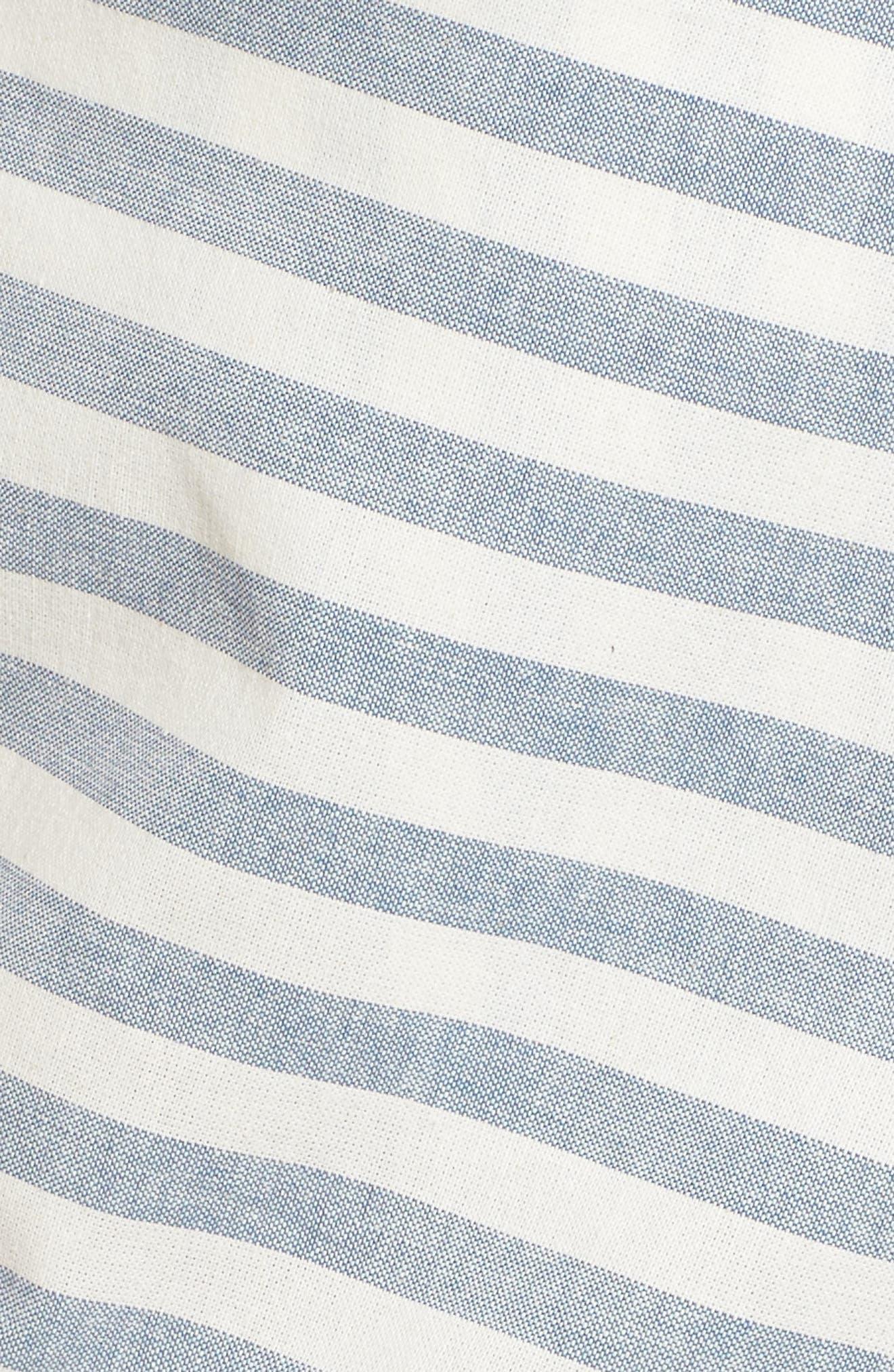 Gigi Wrap Skirt,                             Alternate thumbnail 5, color,