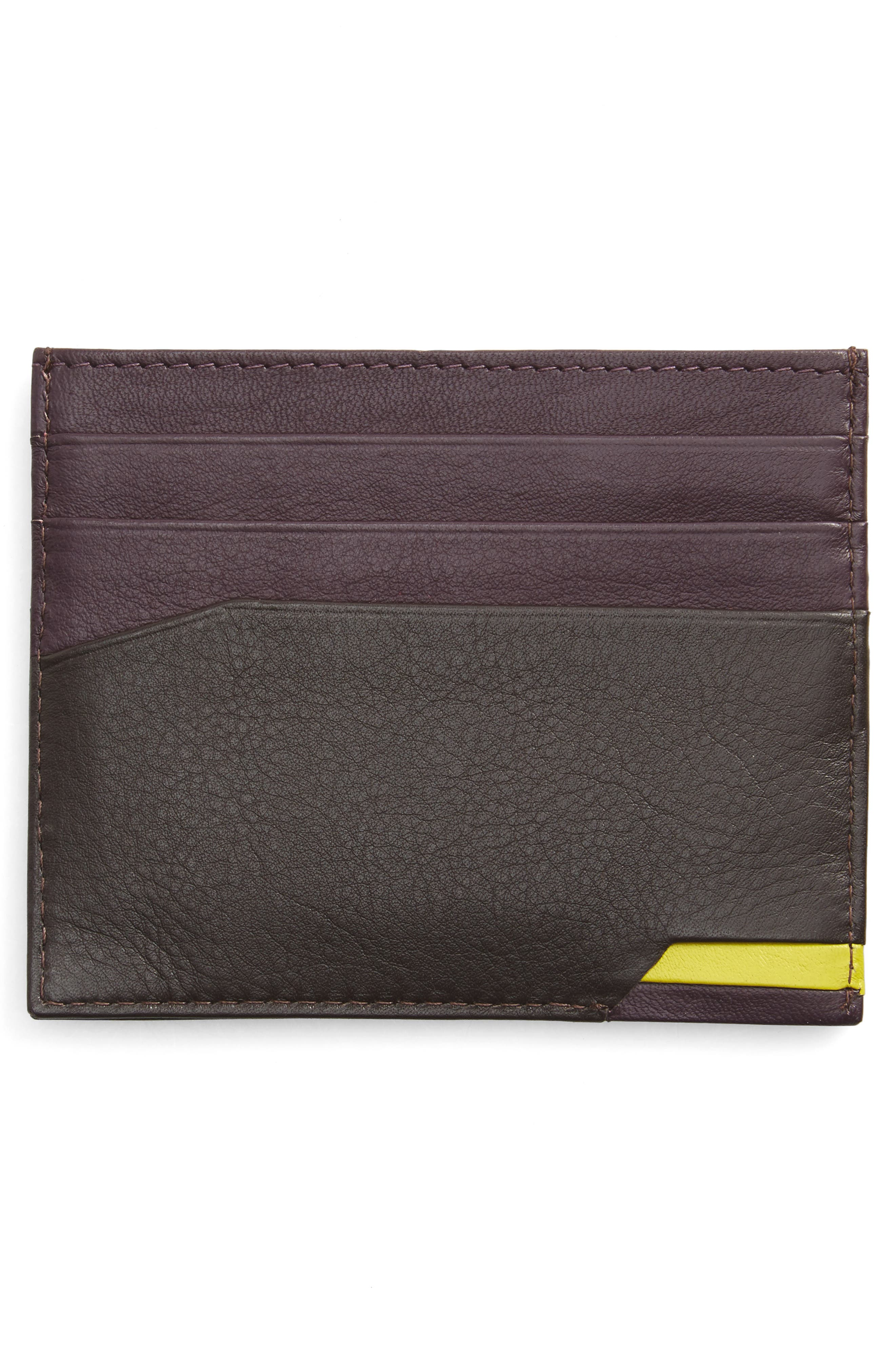Corcard Card Case,                             Alternate thumbnail 2, color,                             211