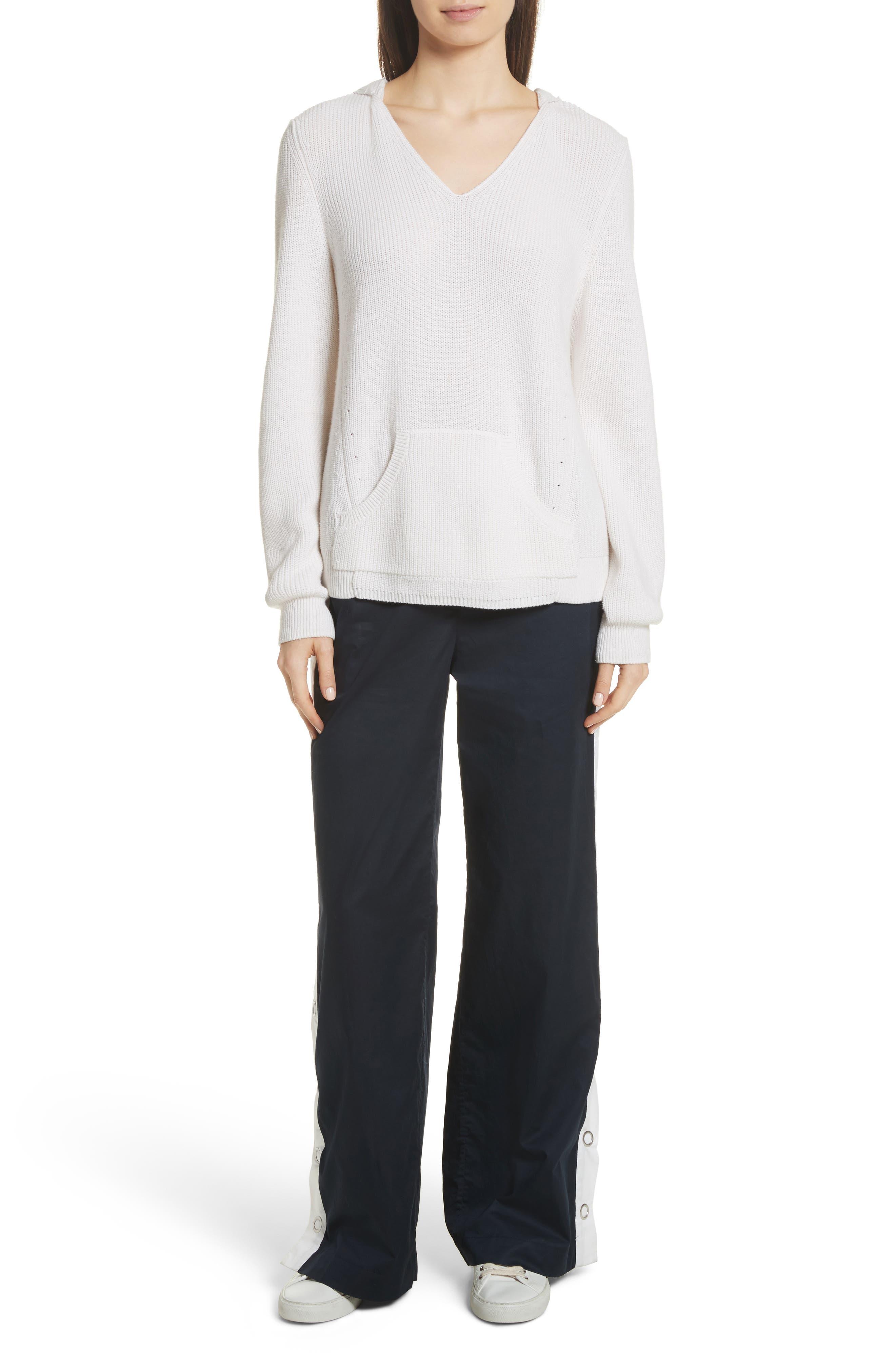 Octavia Hooded Sweater,                             Alternate thumbnail 7, color,