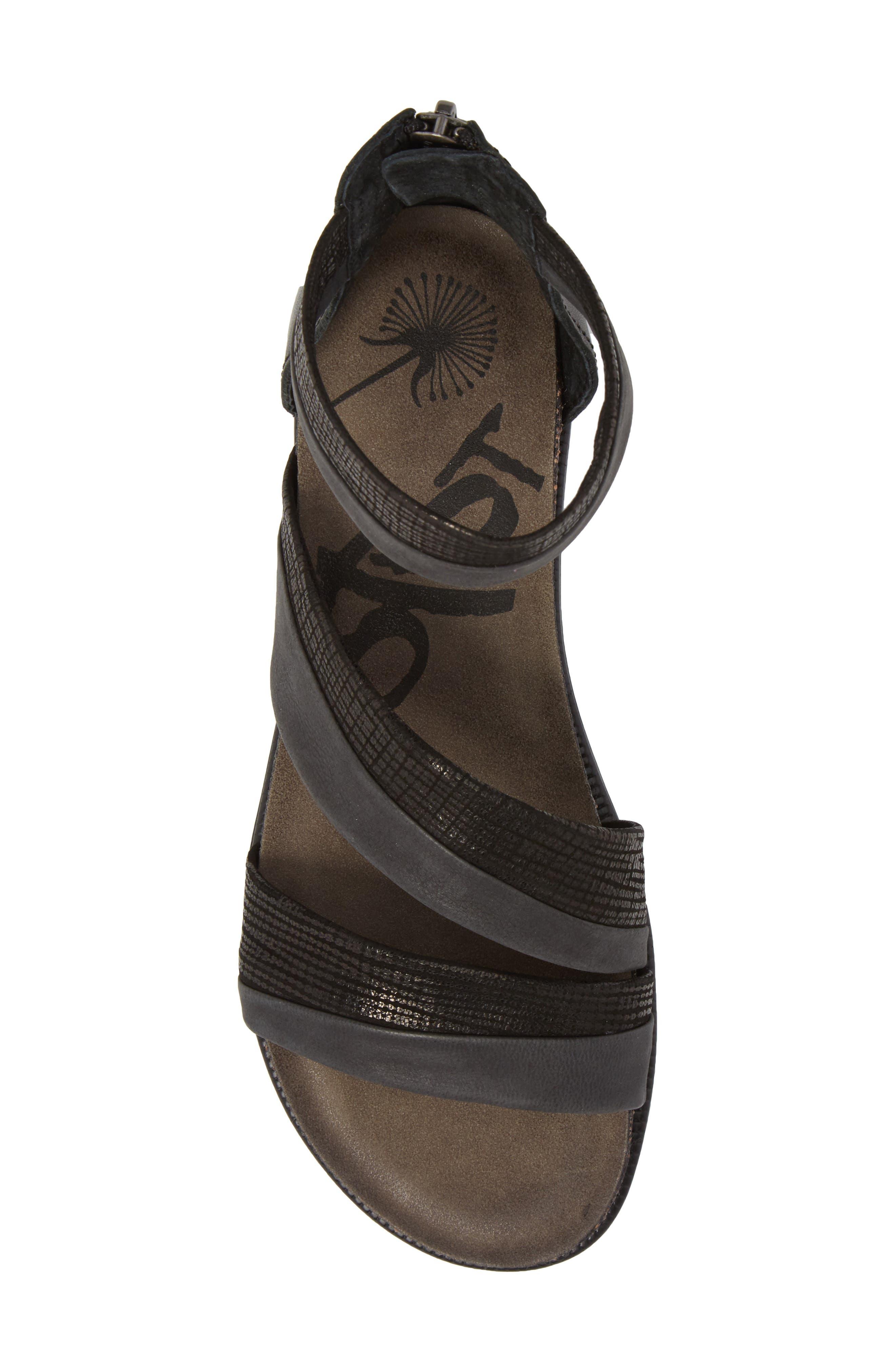 Souvenir Sandal,                             Alternate thumbnail 5, color,                             001