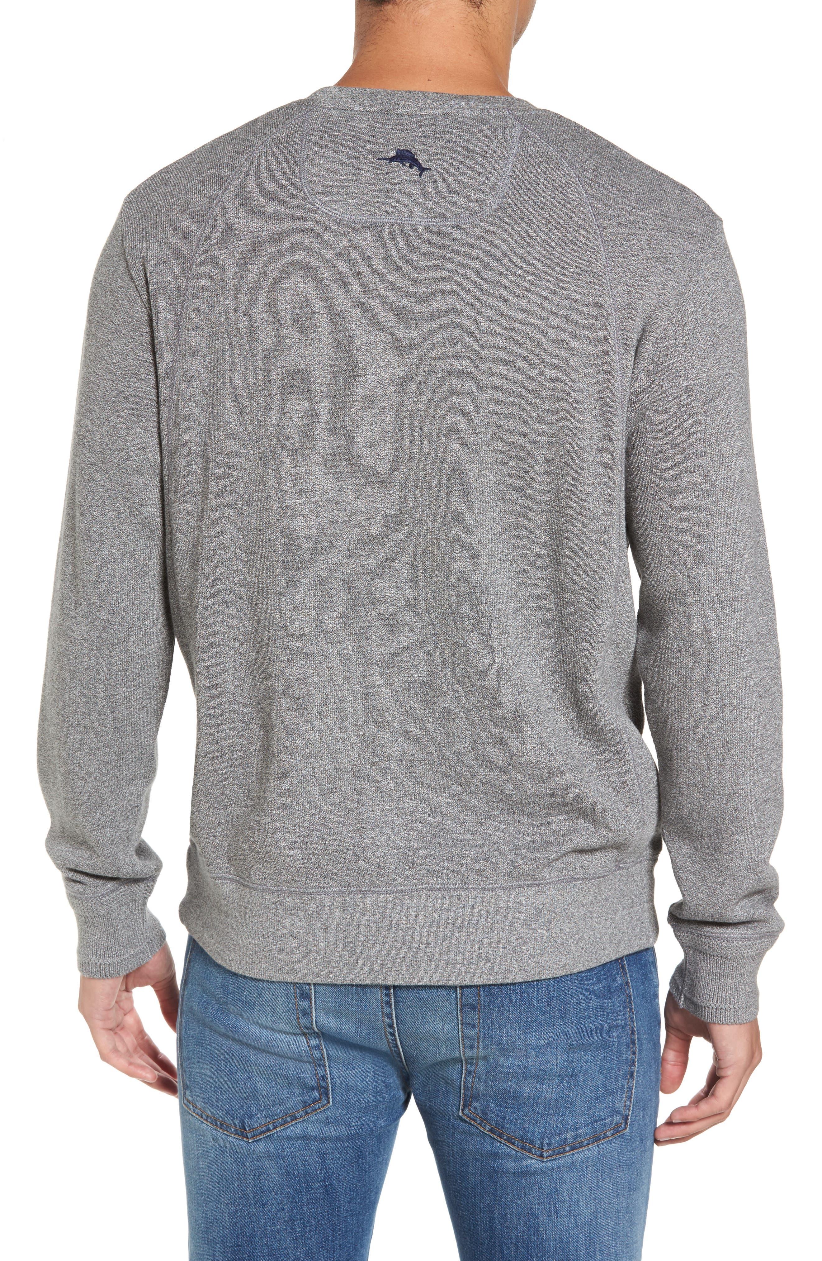 NFL Stitch of Liberty Embroidered Crewneck Sweatshirt,                             Alternate thumbnail 44, color,