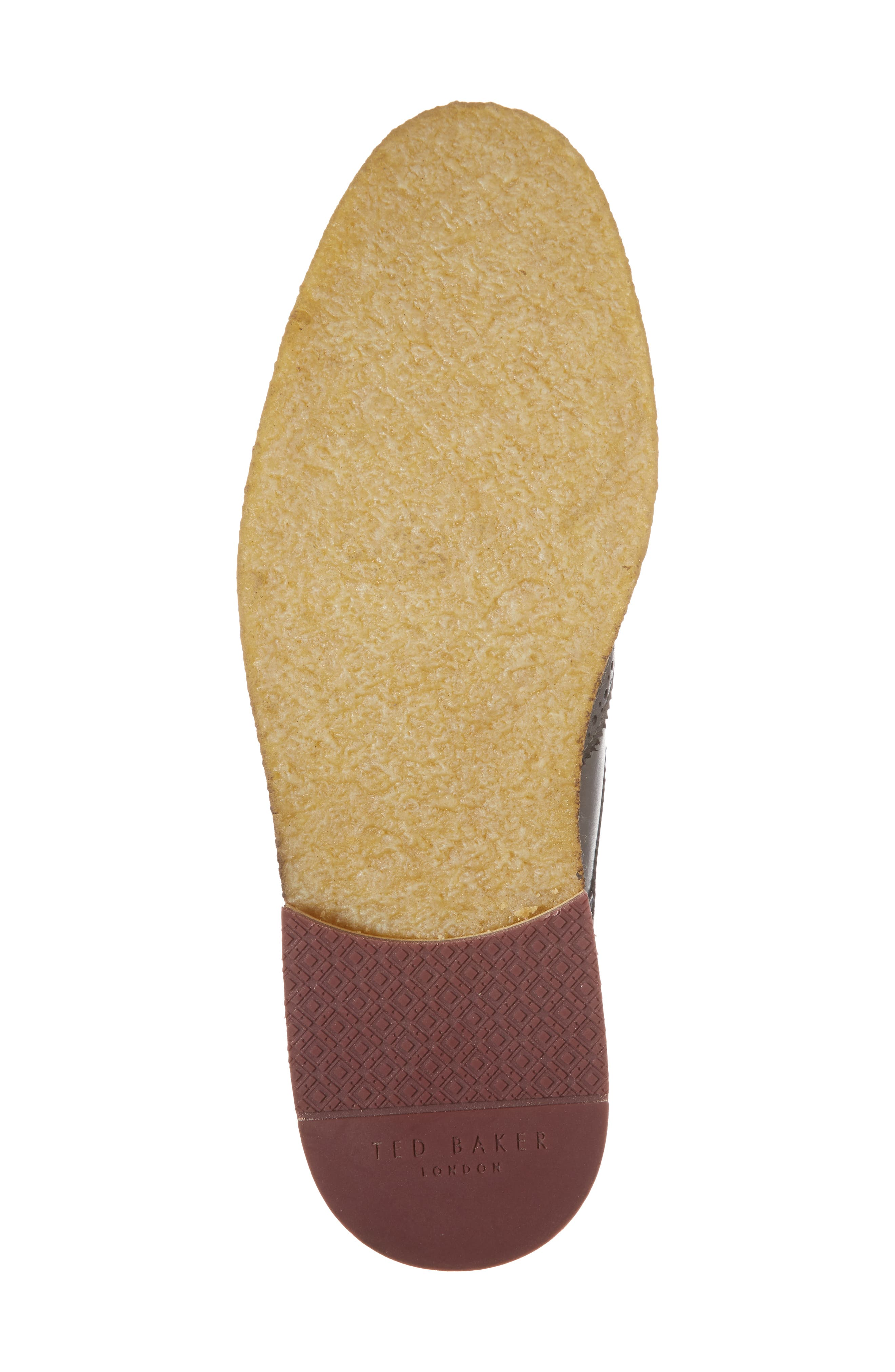 TED BAKER LONDON,                             Prycce Wingtip Derby,                             Alternate thumbnail 6, color,                             031