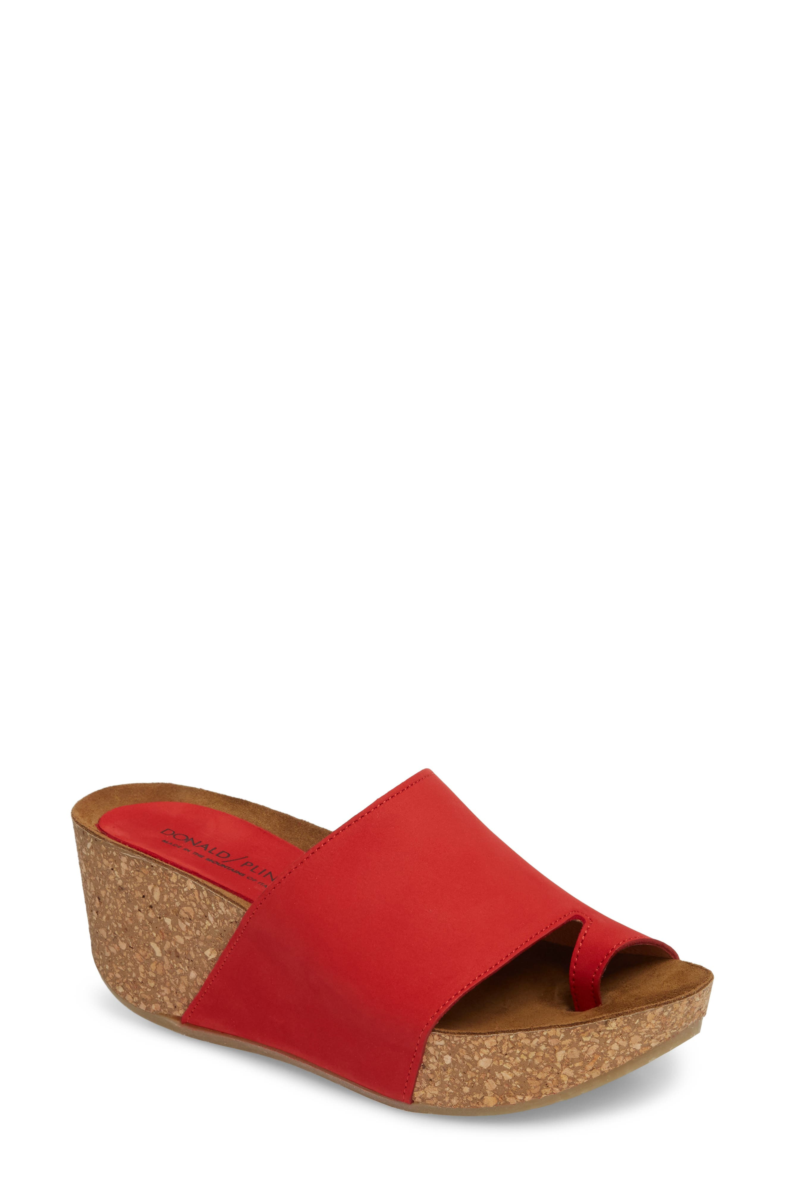 Donald J Pliner Ginie Platform Wedge Sandal,                             Main thumbnail 5, color,