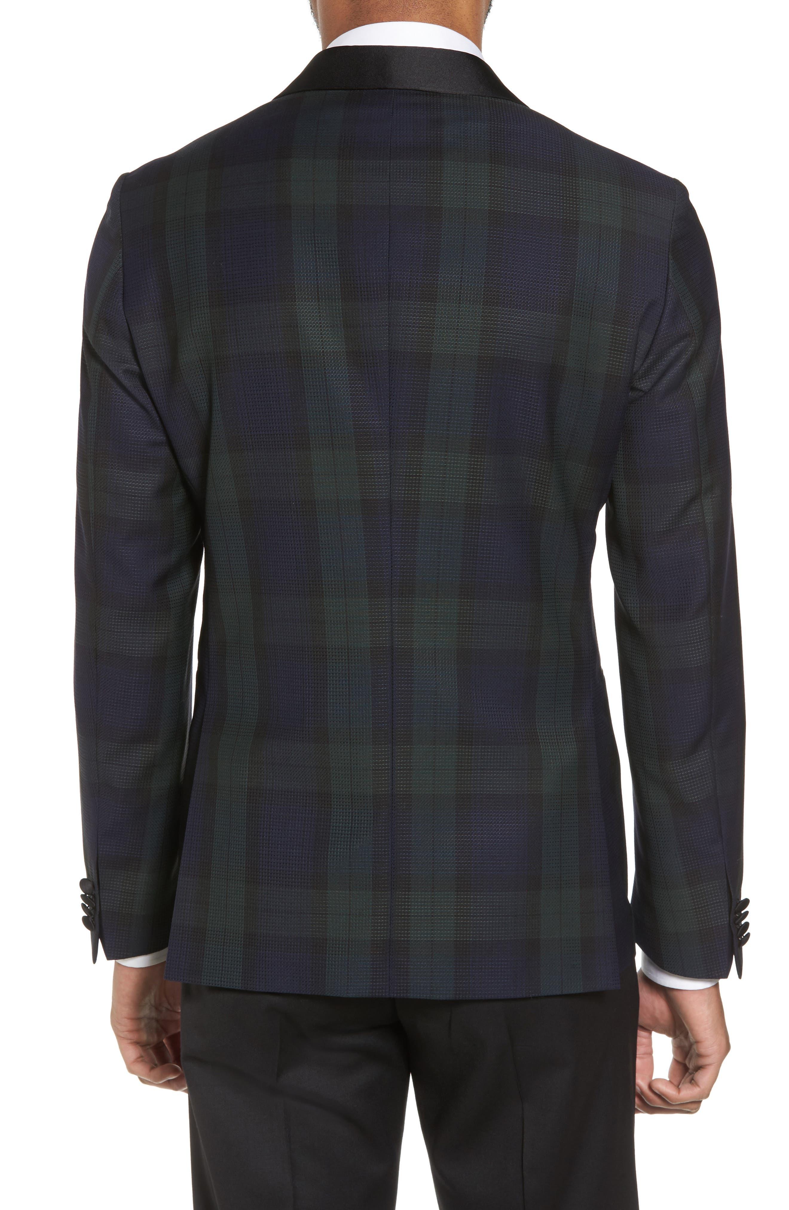 Nemir Classic Fit Wool Dinner Jacket,                             Alternate thumbnail 2, color,