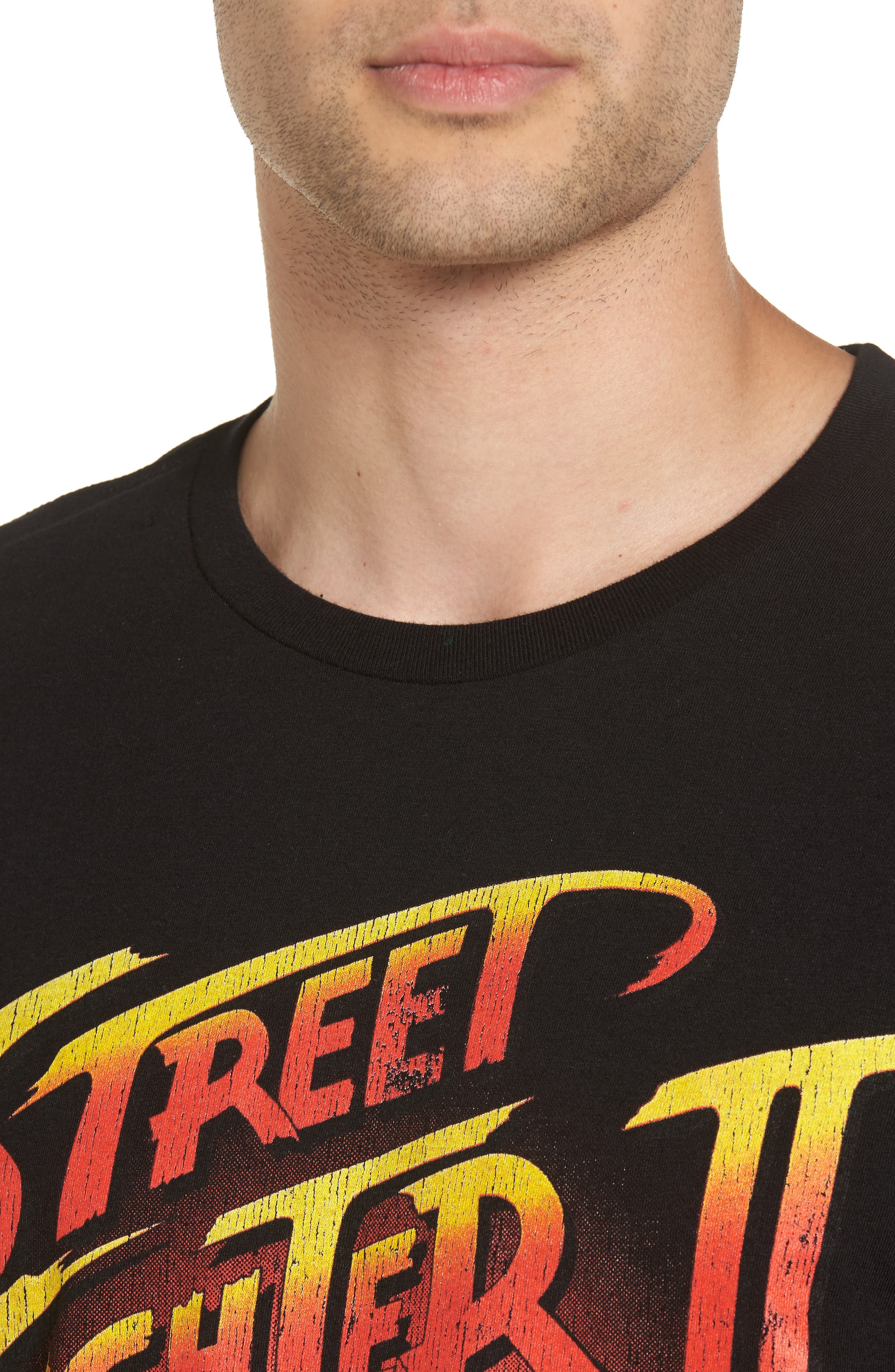 Retro Graphic T-Shirt,                             Alternate thumbnail 4, color,                             003
