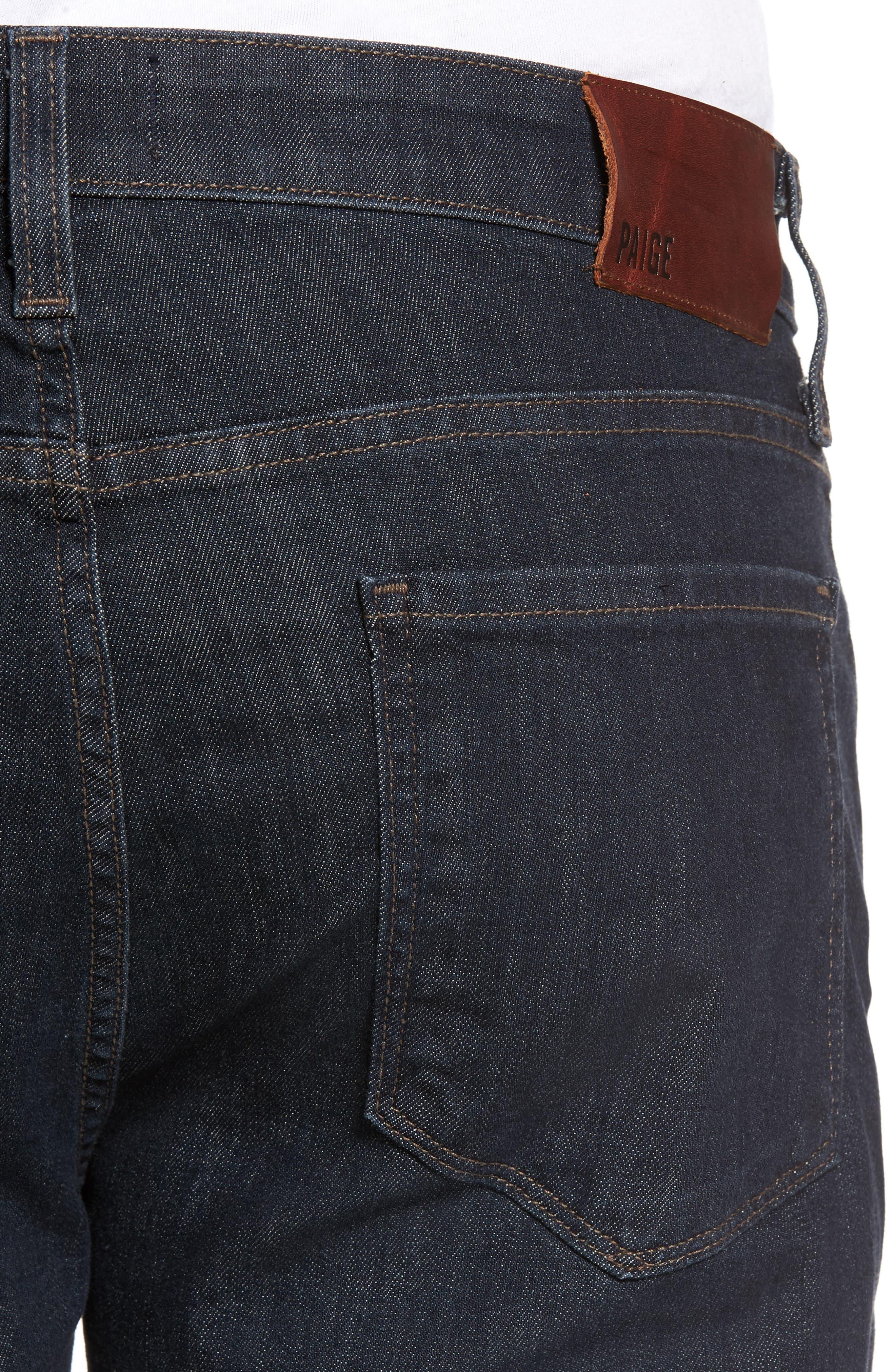 Legacy - Federal Slim Straight Leg Jeans,                             Alternate thumbnail 4, color,                             400