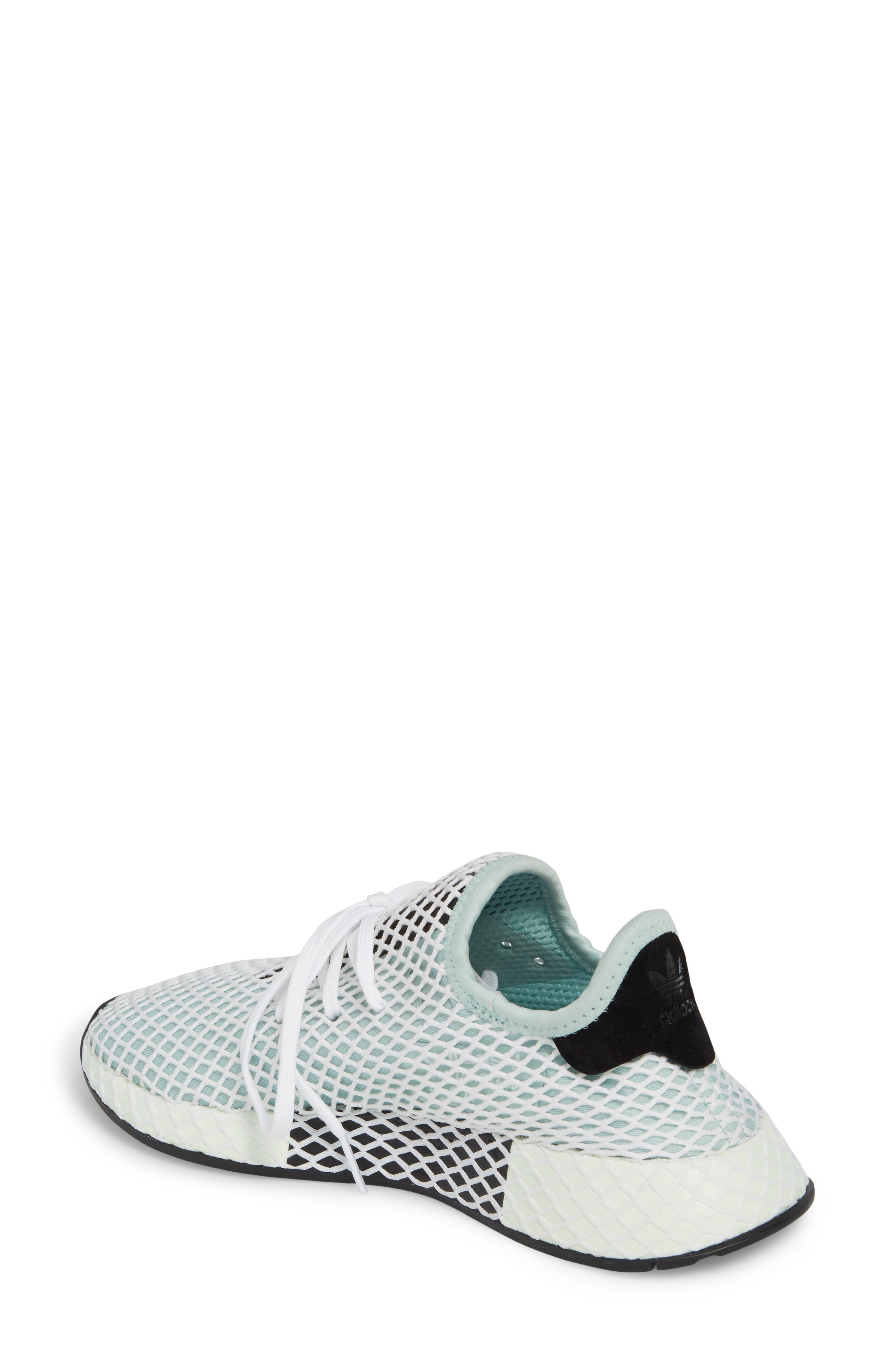 Deerupt Runner Sneaker,                             Alternate thumbnail 2, color,                             ASH GREEN/ ASH GREEN
