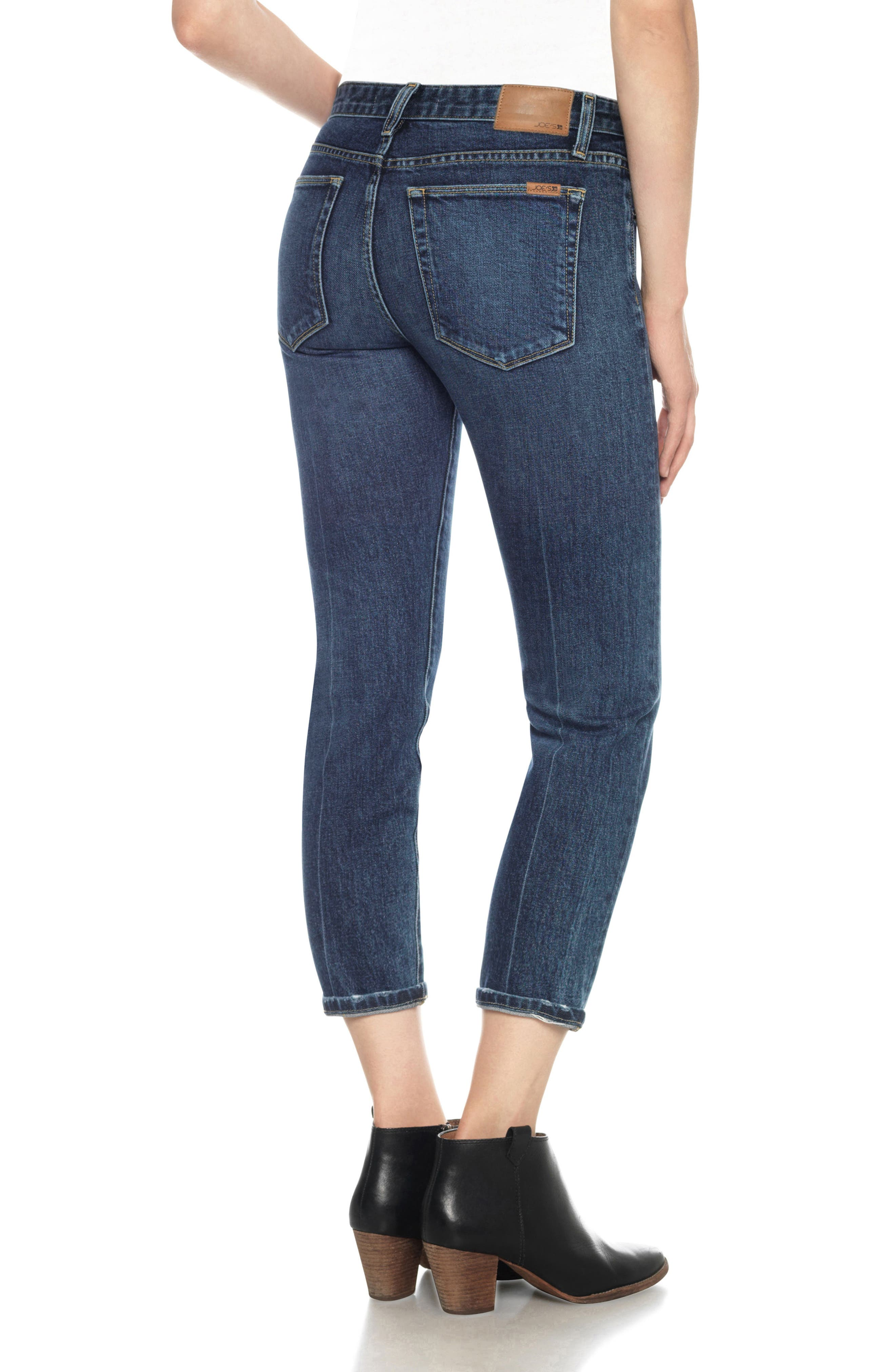 Smith Ankle Skinny Jeans,                             Alternate thumbnail 2, color,                             404