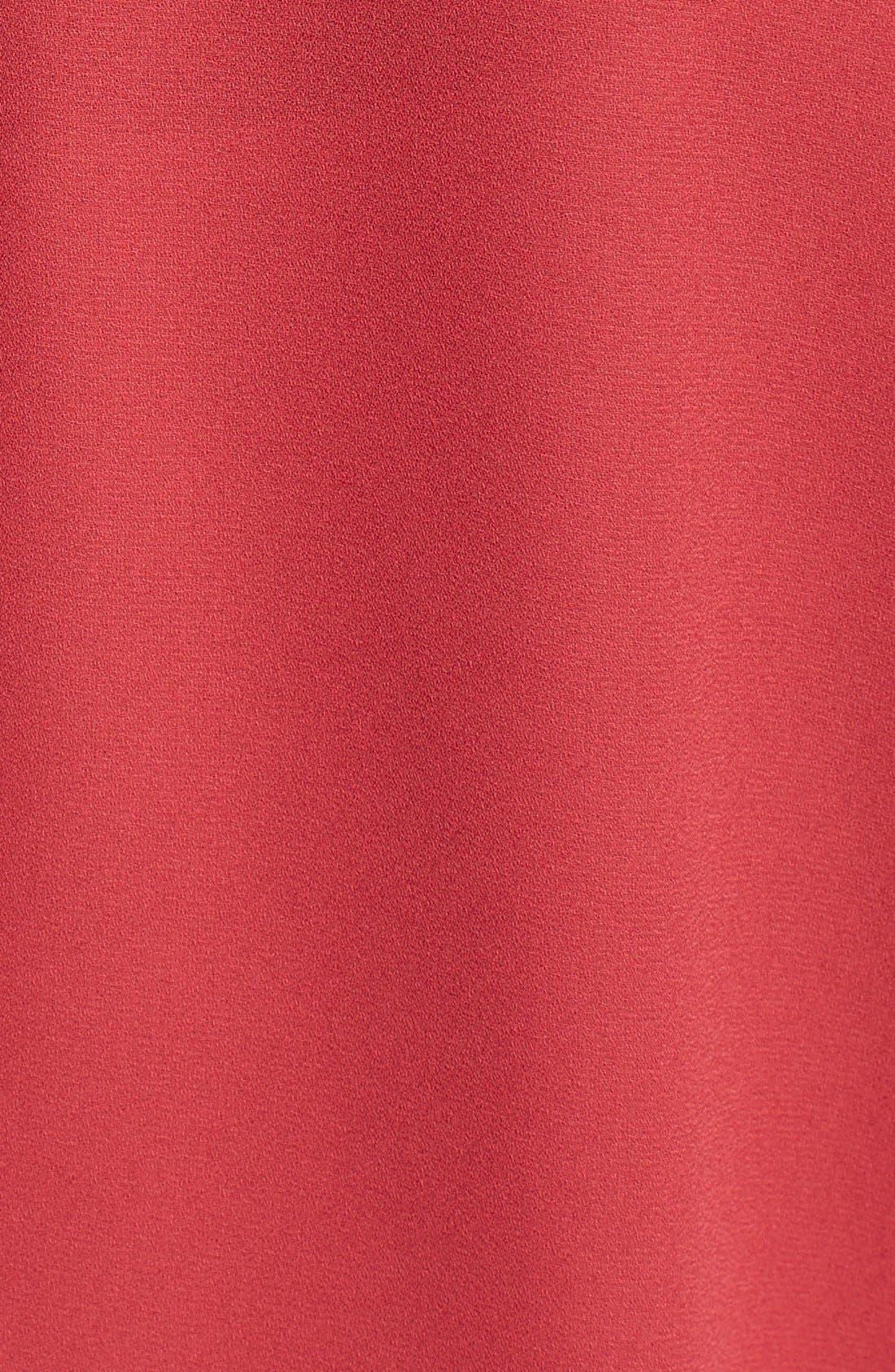 Cuff Sleeve Woven Tee,                             Alternate thumbnail 106, color,
