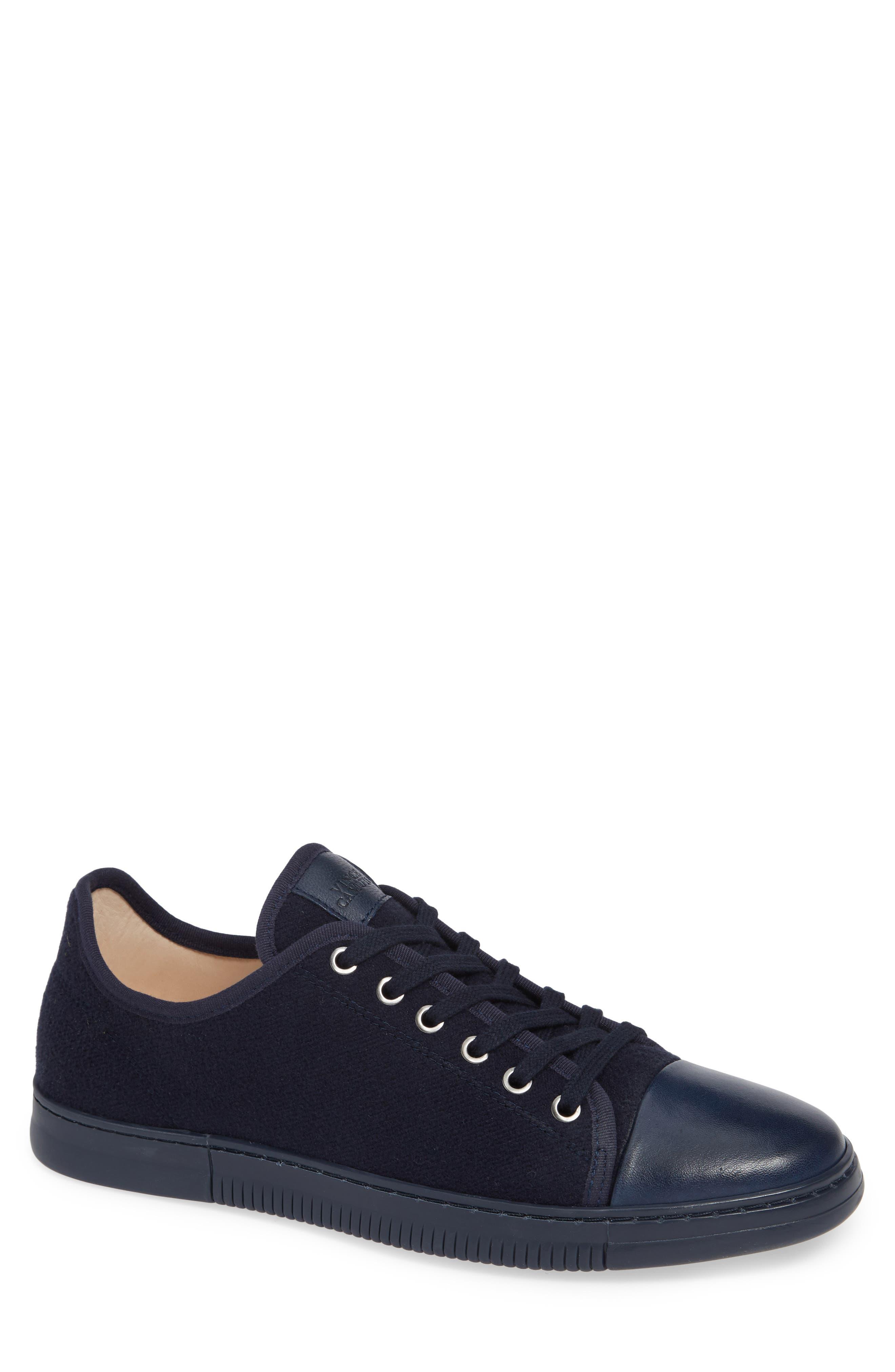 Jovani Sneaker,                             Main thumbnail 1, color,                             BLUE FABRIC