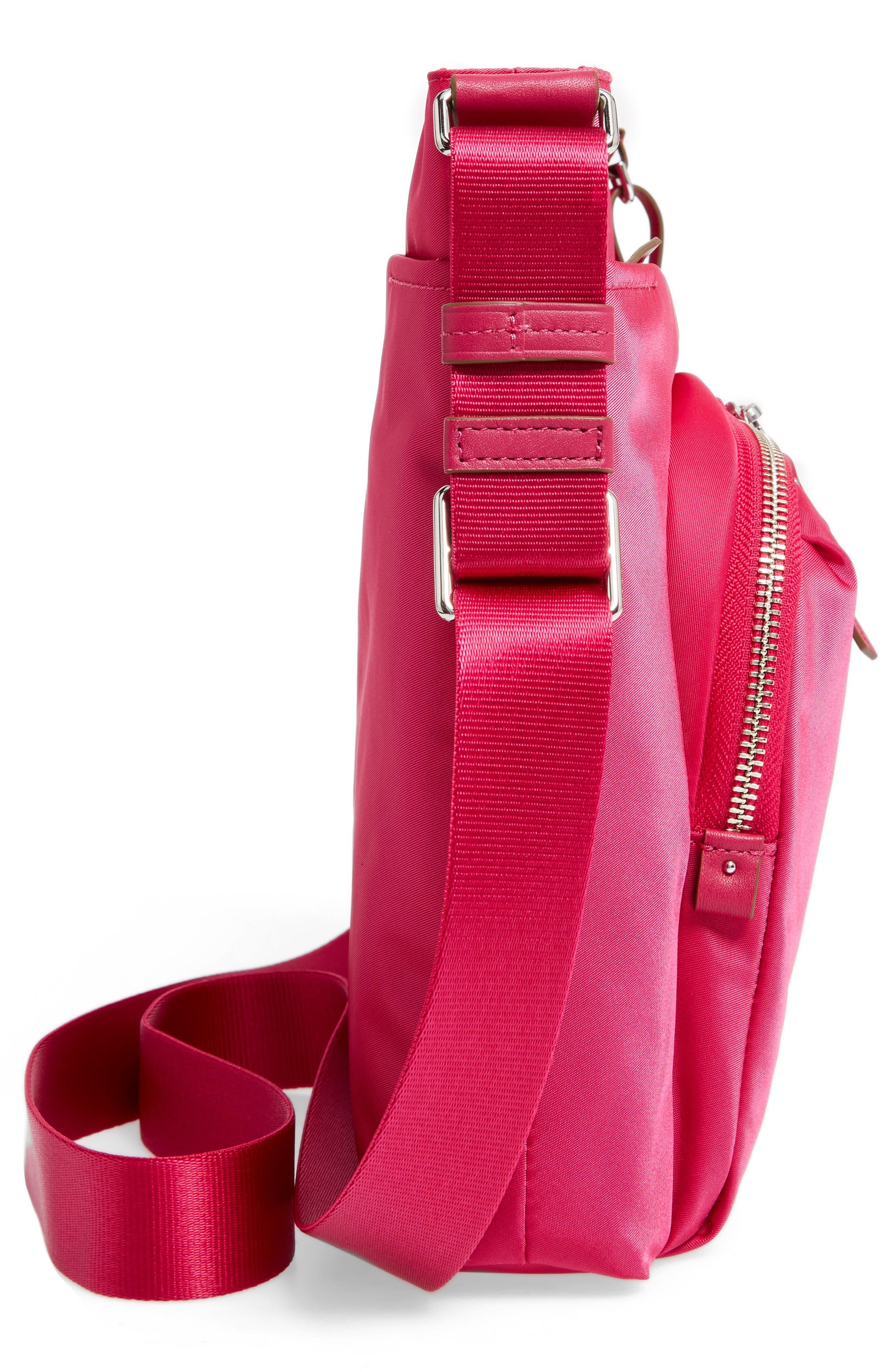 Voyageur - Capri Nylon Crossbody Bag,                             Alternate thumbnail 75, color,