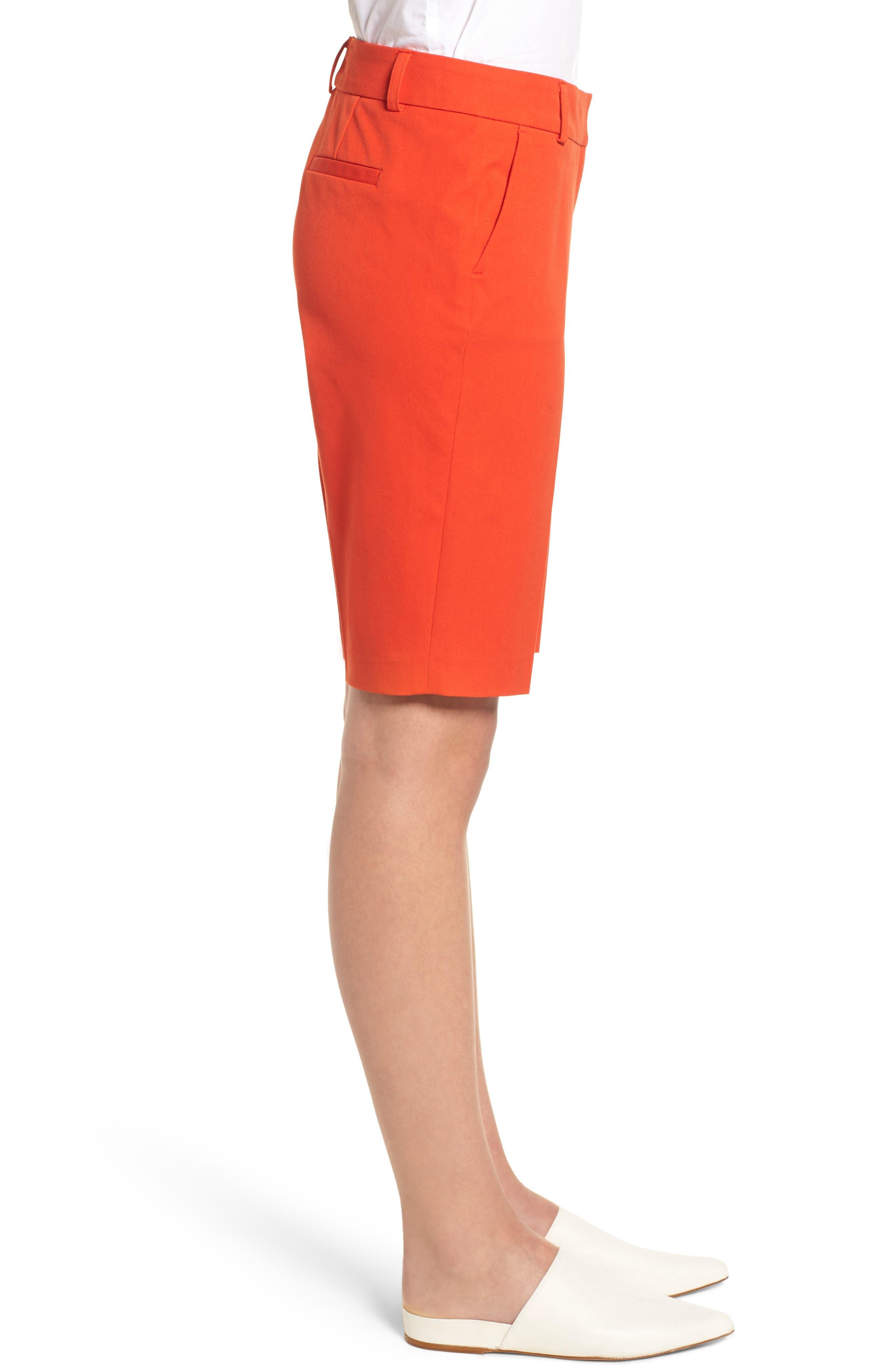 Stretch Bermuda Shorts,                             Alternate thumbnail 36, color,