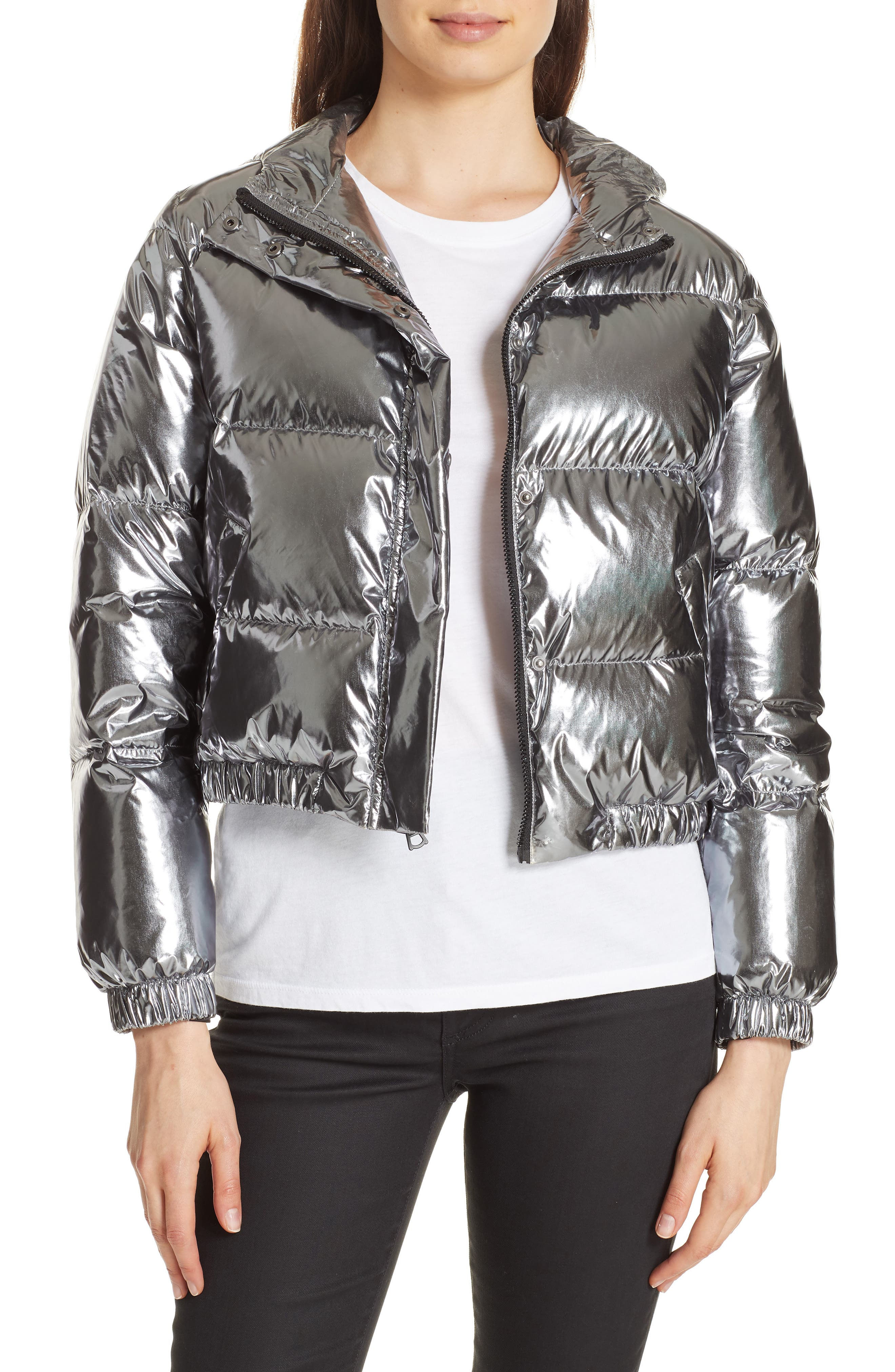 Durham Hooded Crop Down Puffer,                         Main,                         color, 046
