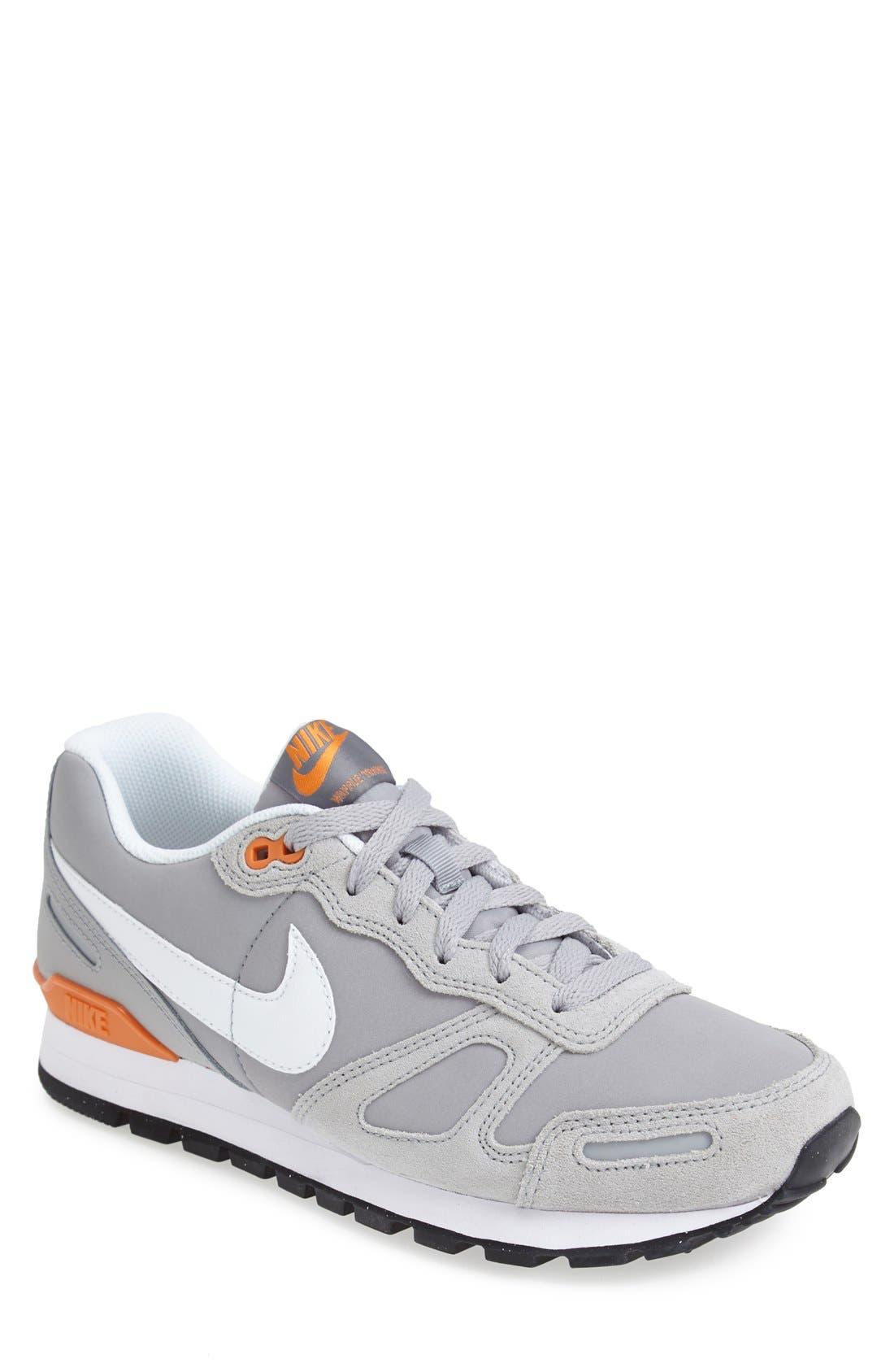 NIKE,                             'Air Waffle Trainer' Sneaker,                             Main thumbnail 1, color,                             062
