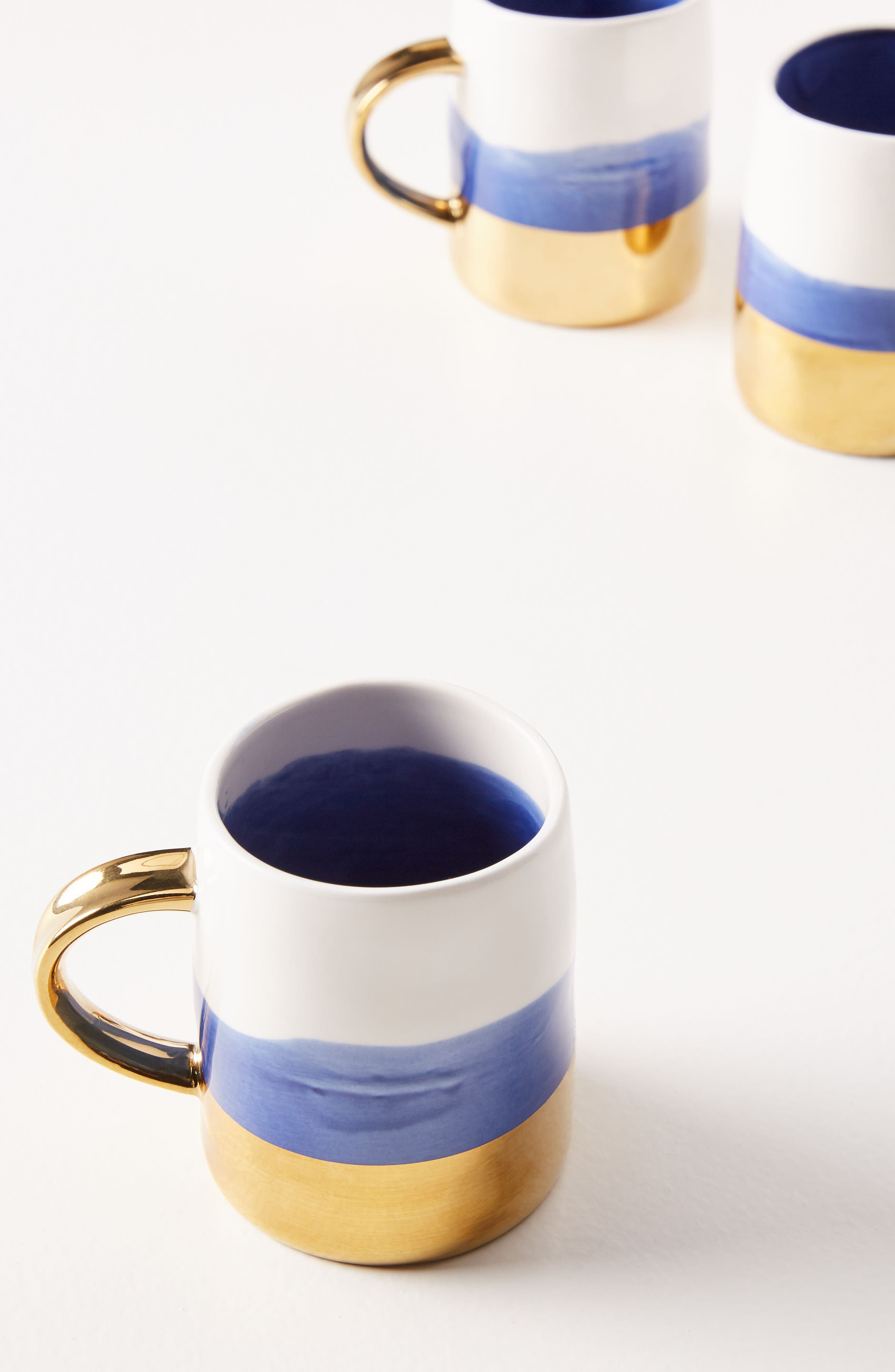 ANTHROPOLOGIE,                             Tamatoa Mug,                             Alternate thumbnail 6, color,                             468