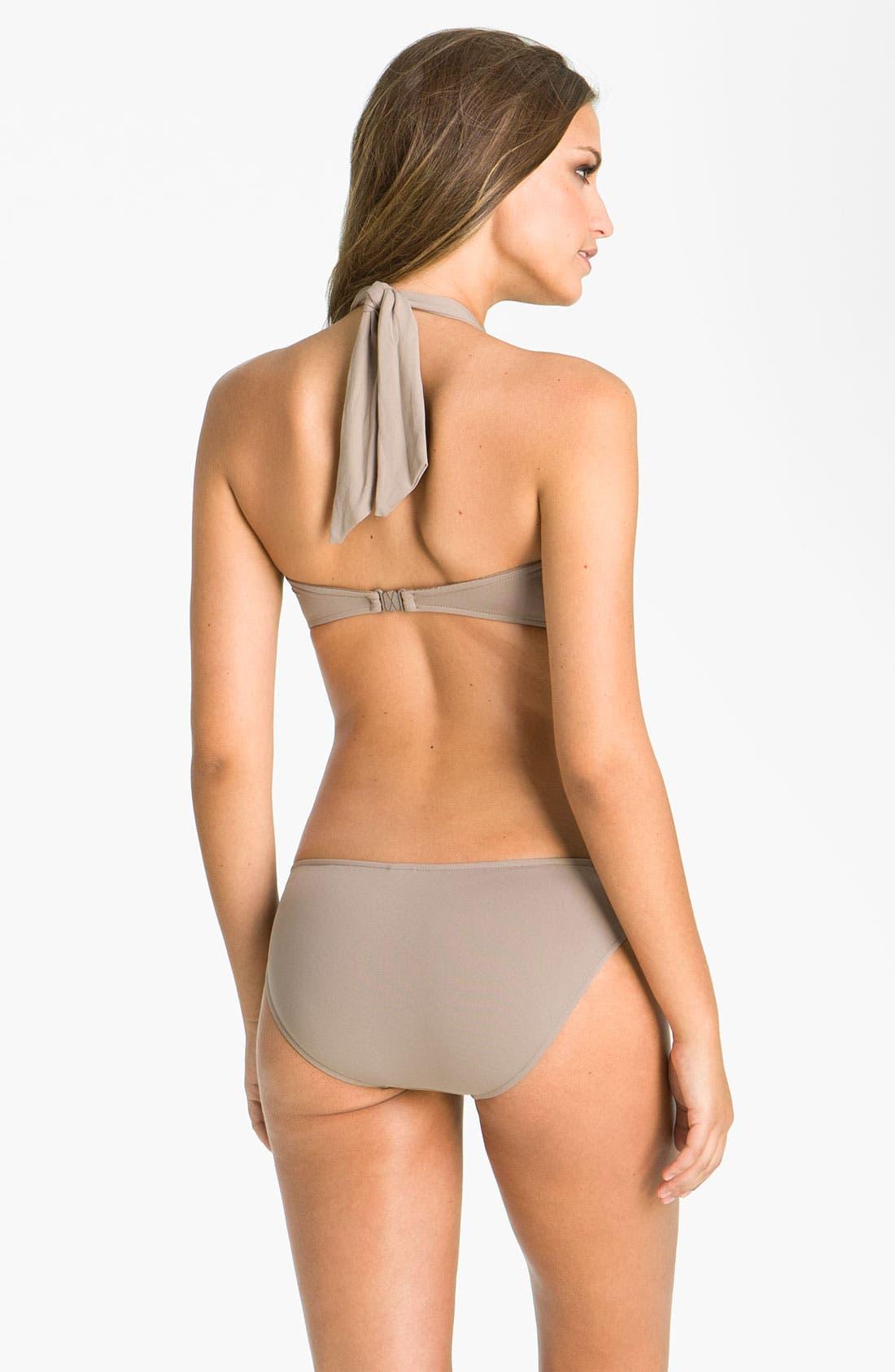 Halter Bikini Top,                             Alternate thumbnail 41, color,