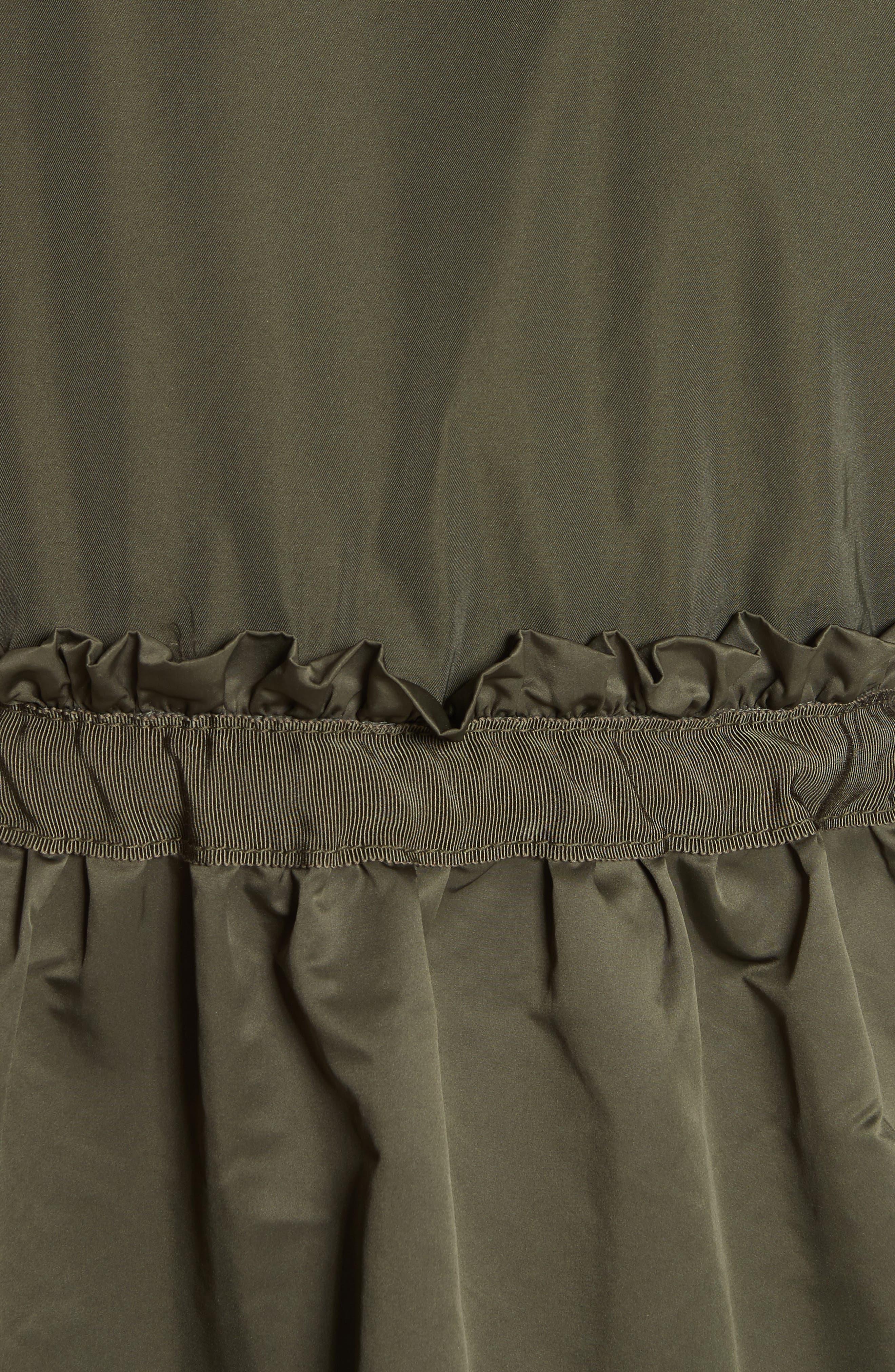 Rhodonite Field Jacket,                             Alternate thumbnail 7, color,                             OLIVE