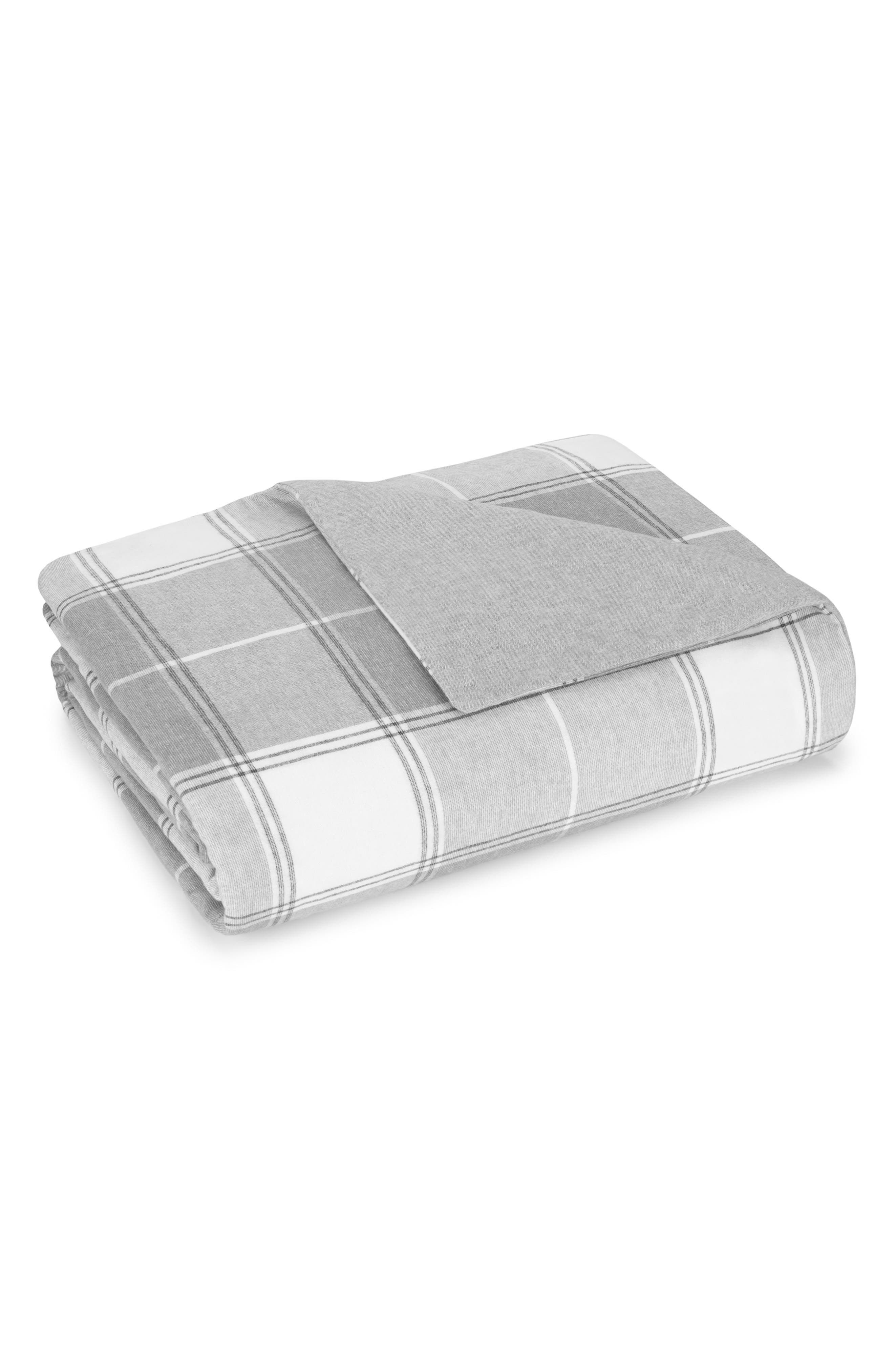 Flannel Luxe Duvet Cover,                         Main,                         color, 021